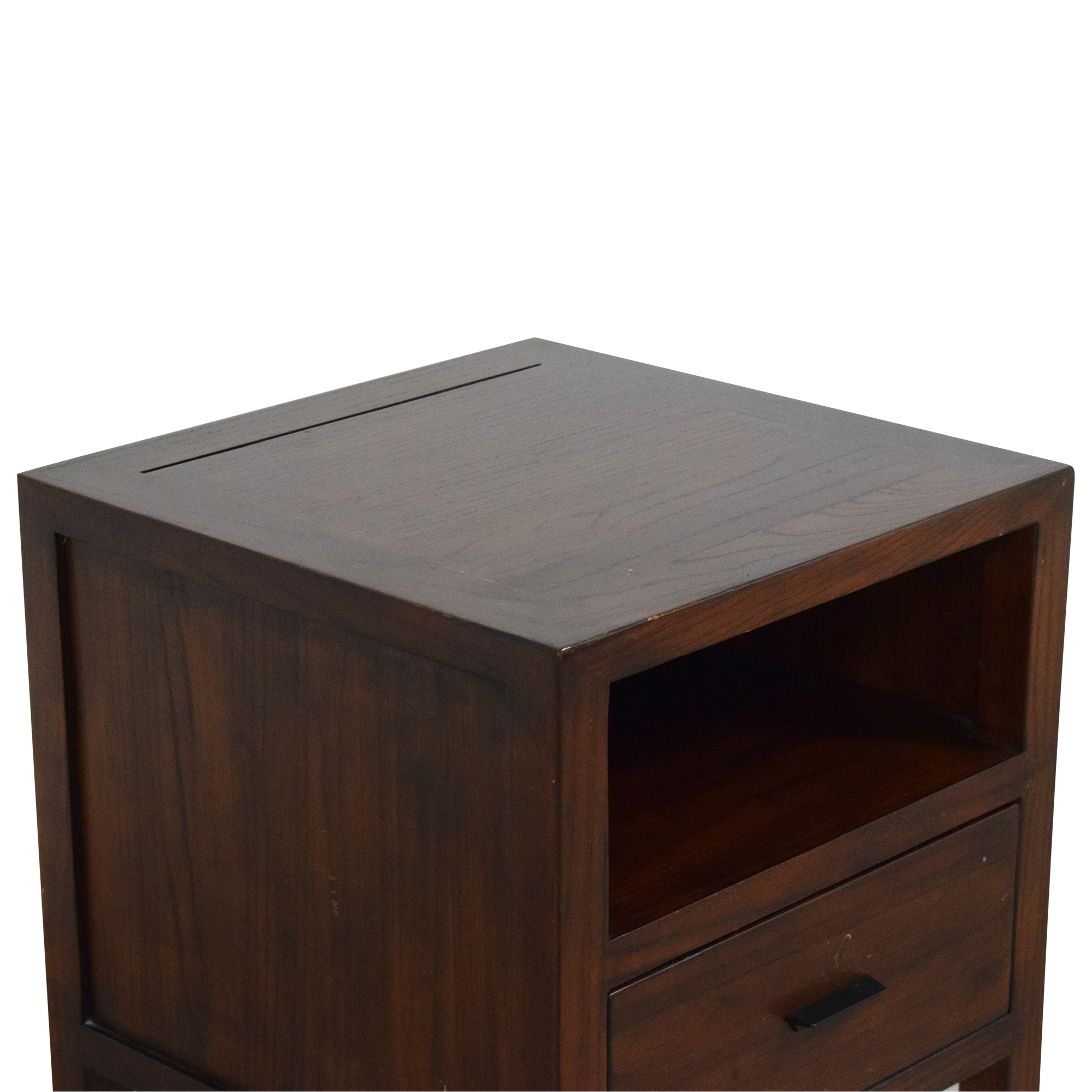 Modern One Drawer Nightstand for sale