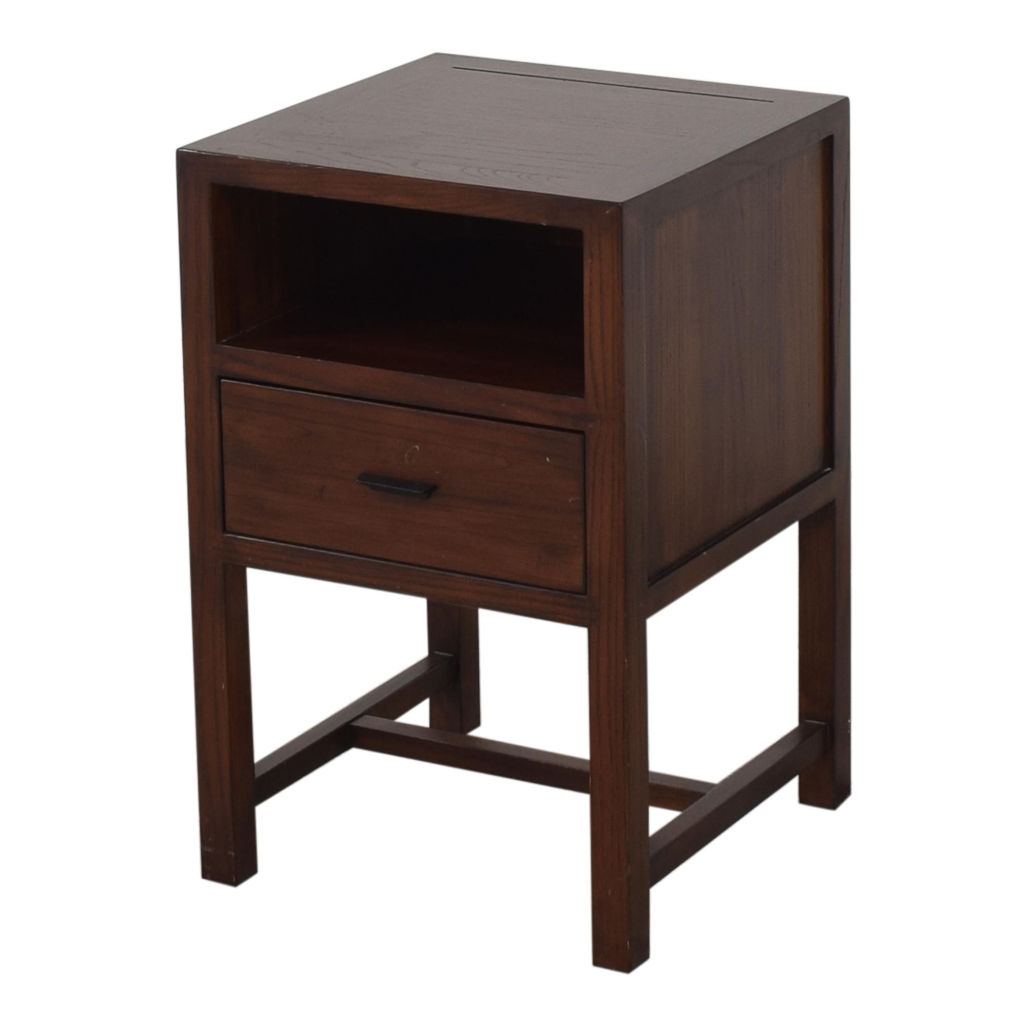 Modern One Drawer Nightstand price