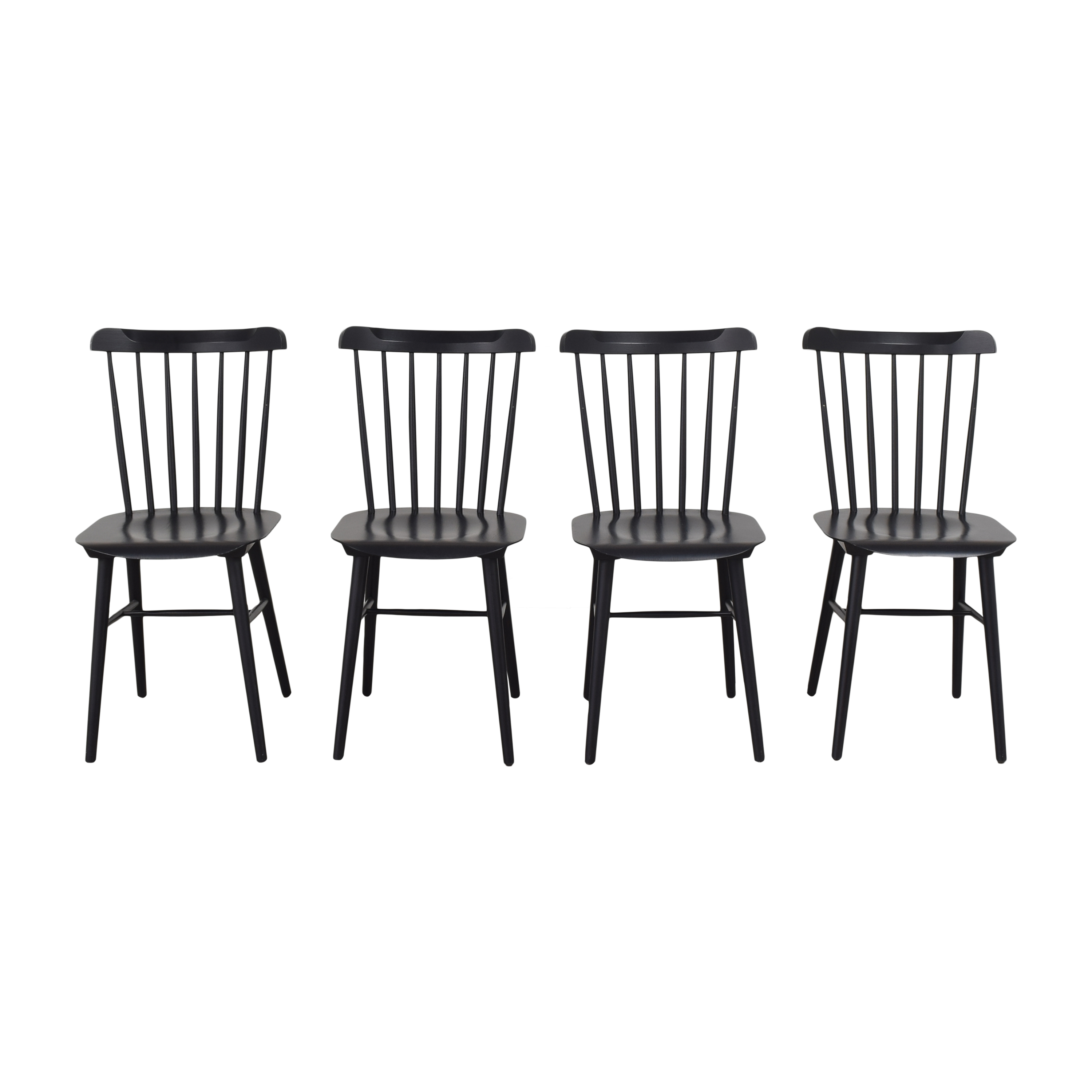 Design Within Reach Design Within Reach Salt Dining Chairs used