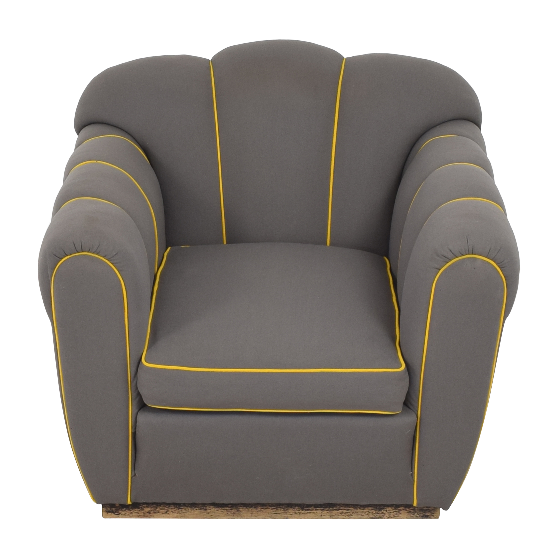 Custom Mid-Century Club Chair / Accent Chairs