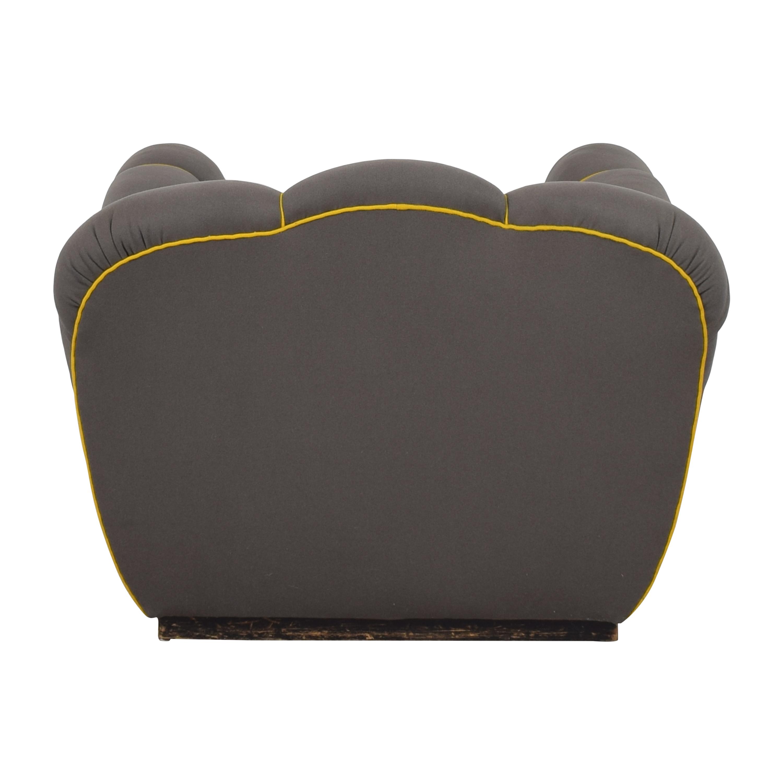 shop  Custom Mid-Century Club Chair online