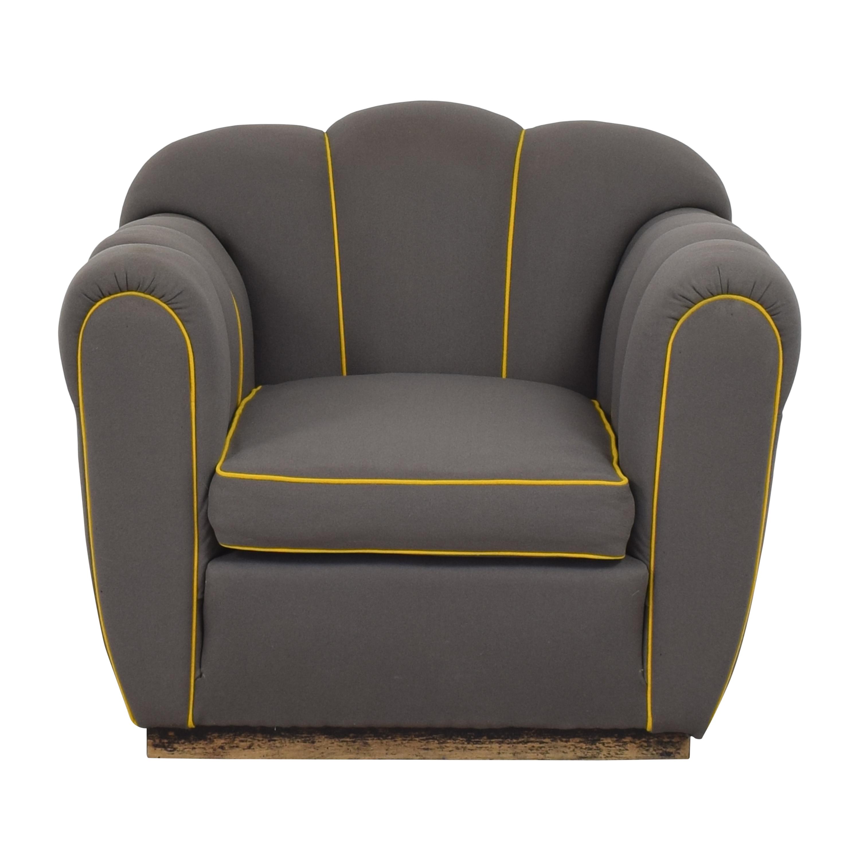 buy  Custom Mid-Century Club Chair online