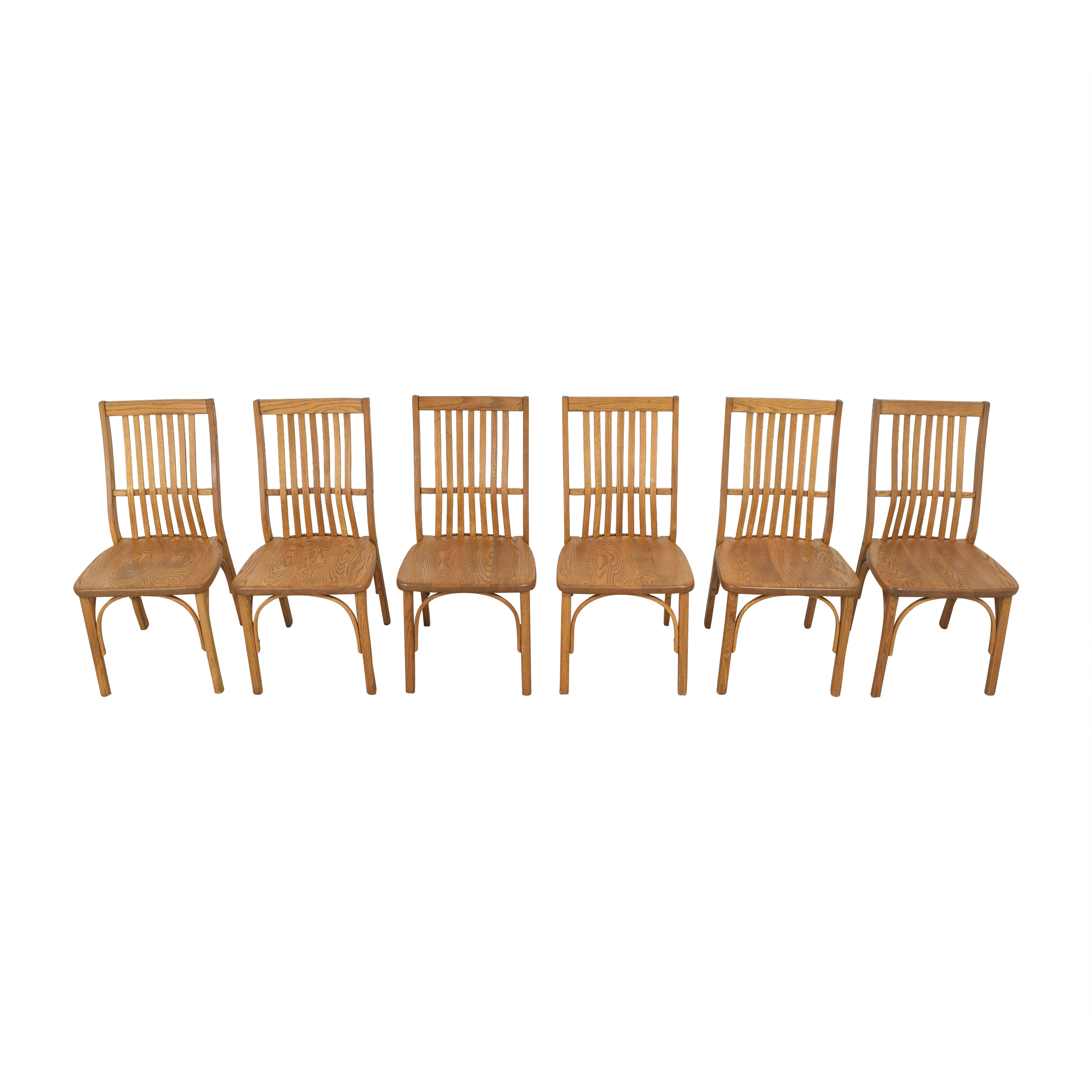 shop Mission Dining Side Chairs
