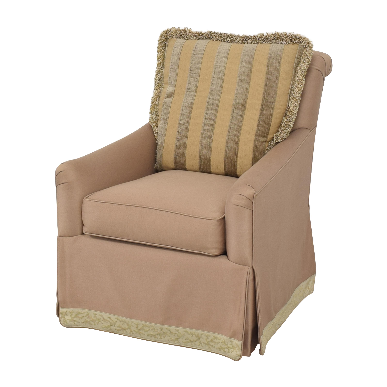 Tomlinson Tomlinson Erwin-Lambeth Upholstered Swivel Chair Chairs