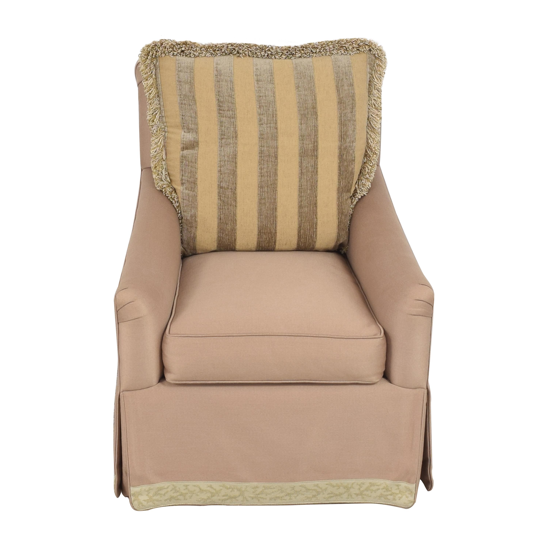 Tomlinson Tomlinson Erwin-Lambeth Upholstered Swivel Chair dimensions