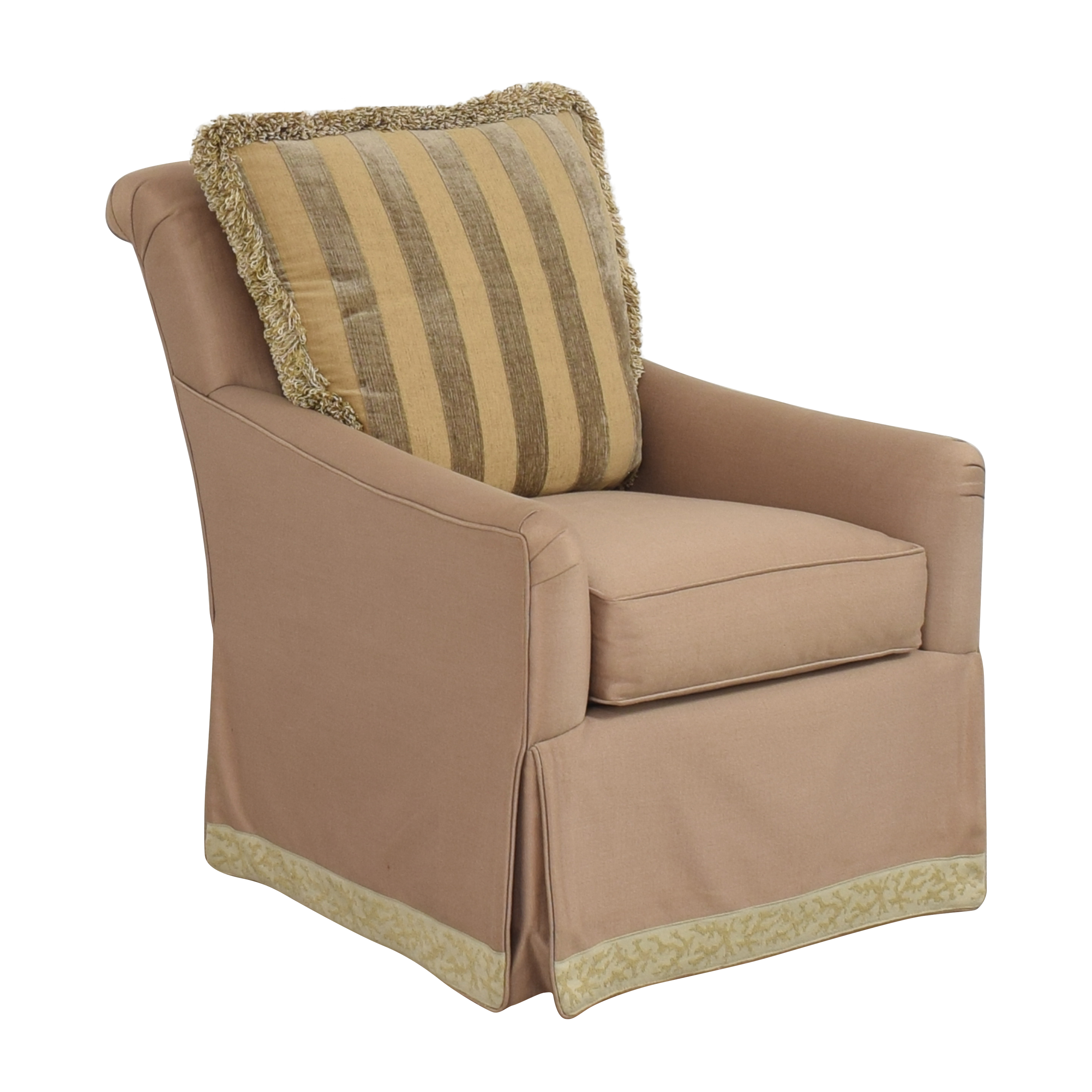 Tomlinson Erwin-Lambeth Upholstered Swivel Chair / Accent Chairs