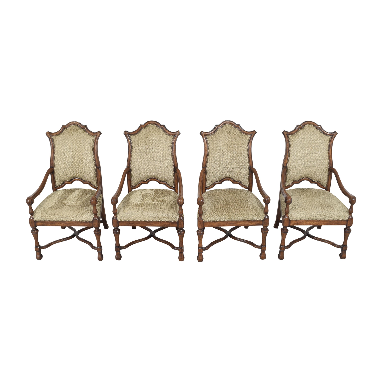 Ferguson Copeland Ferguson Copeland Siena Dining Arm Chairs on sale