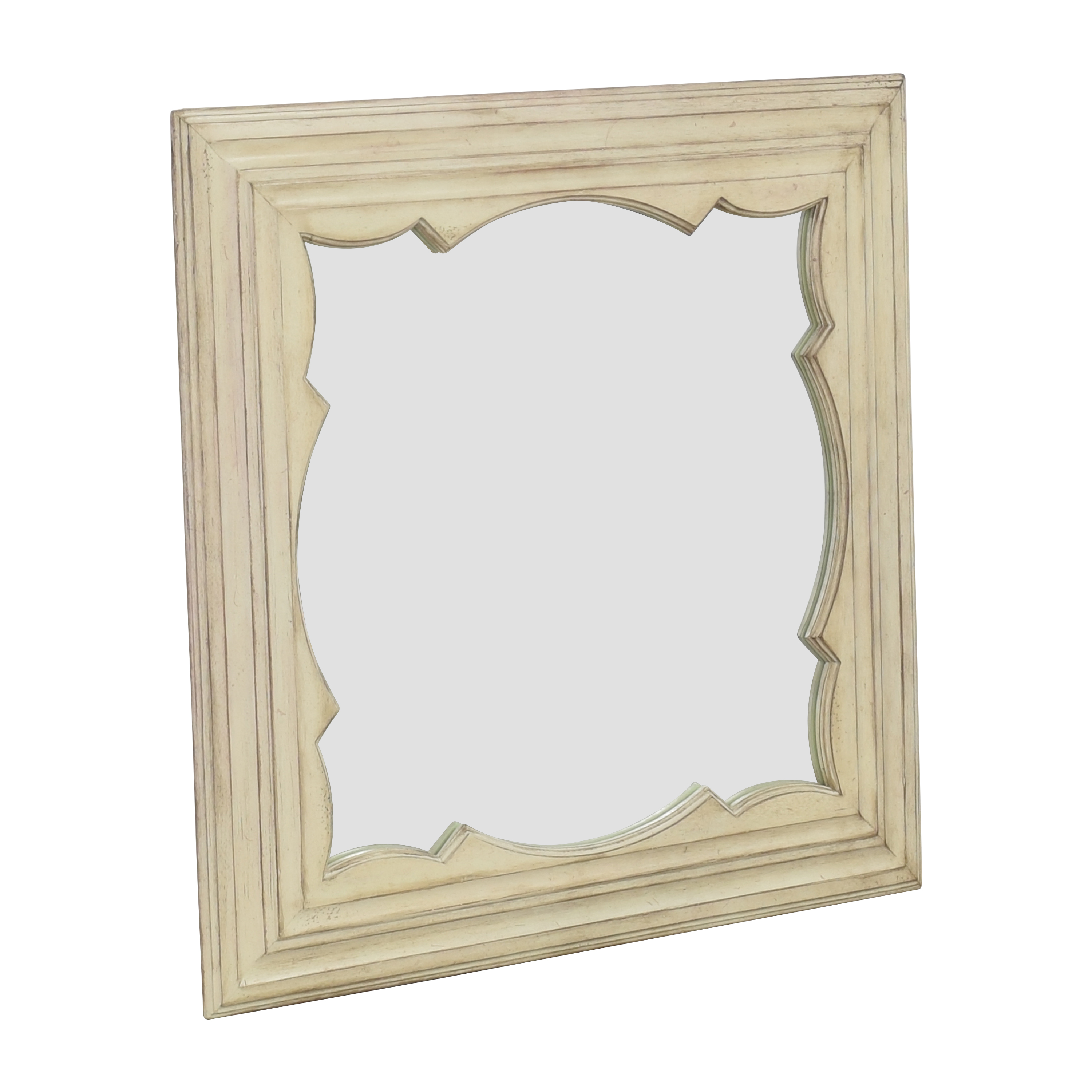 Square Wall Mirror second hand