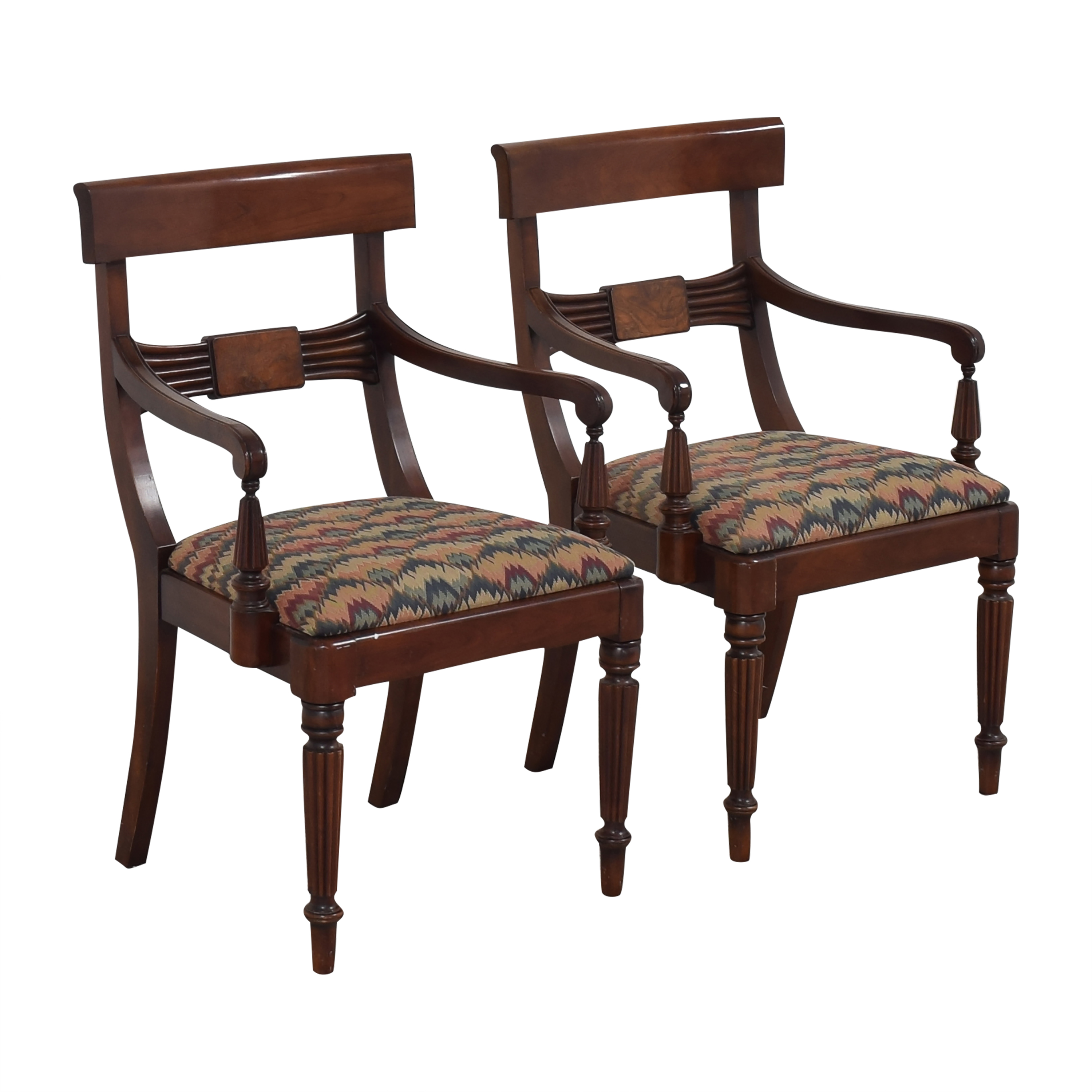 buy Statton Dining Arm Chairs Statton