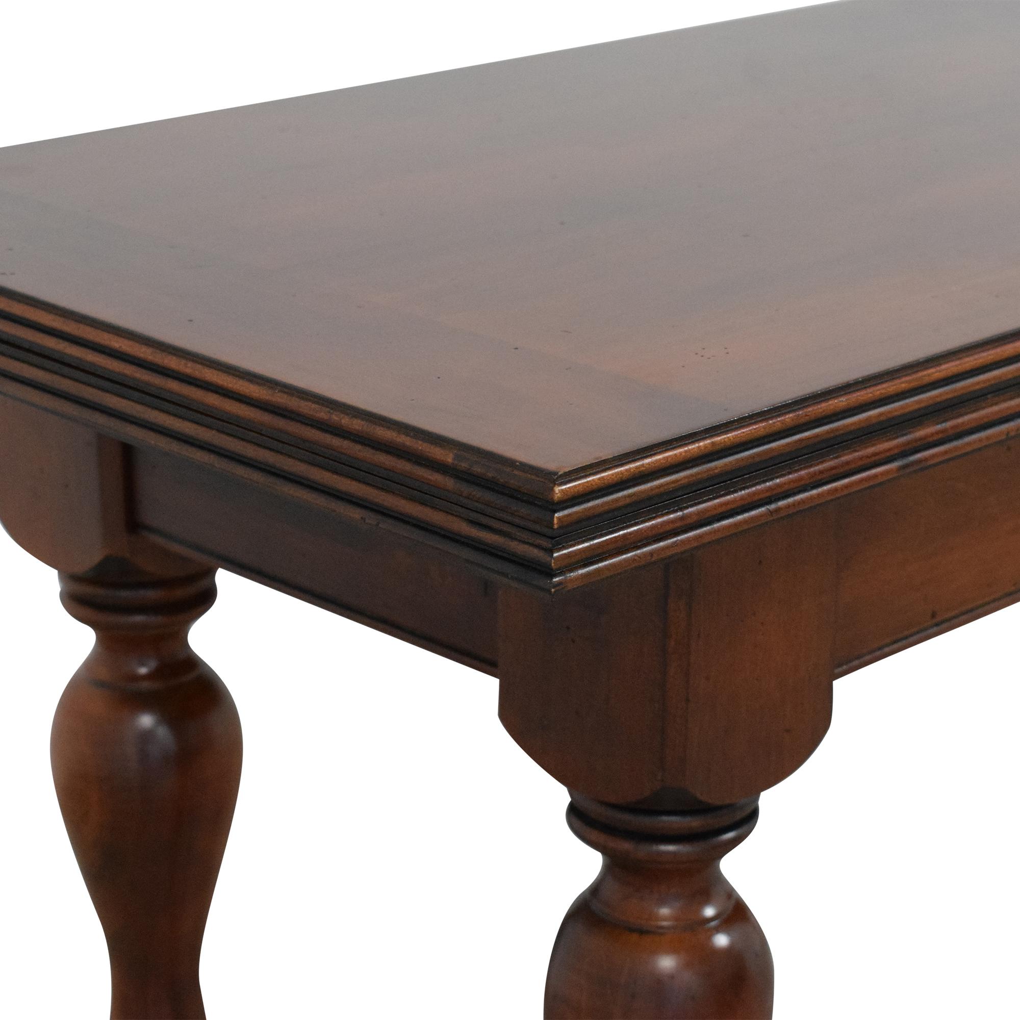 Ethan Allen Ethan Allen British Classics Expandable Console Table price