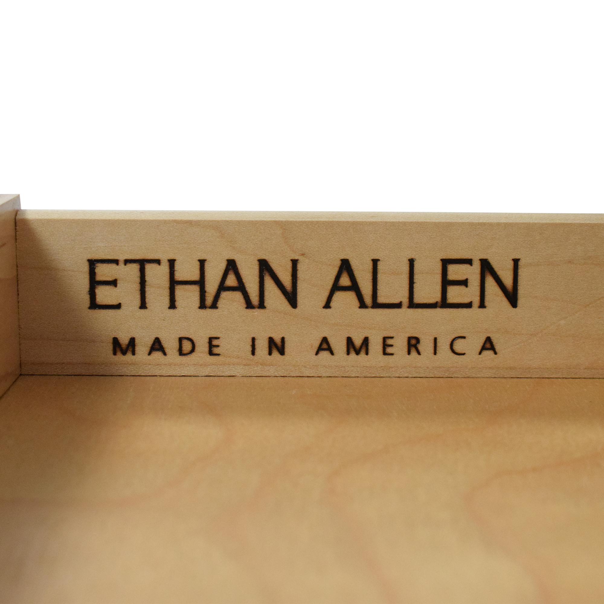 shop Ethan Allen Ethan Allen British Classics Expandable Console Table online