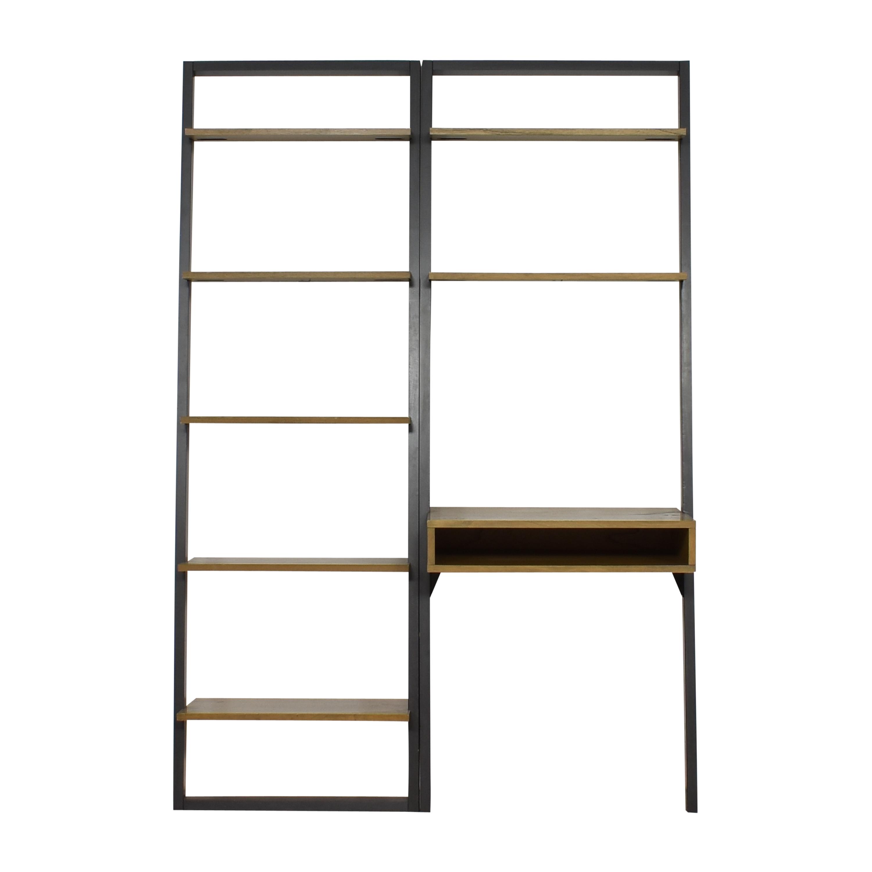 West Elm Ladder Desk and Shelf West Elm
