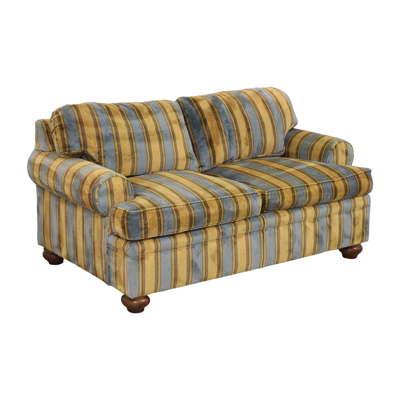 Kravet Kravet Striped Loveseat Sofas