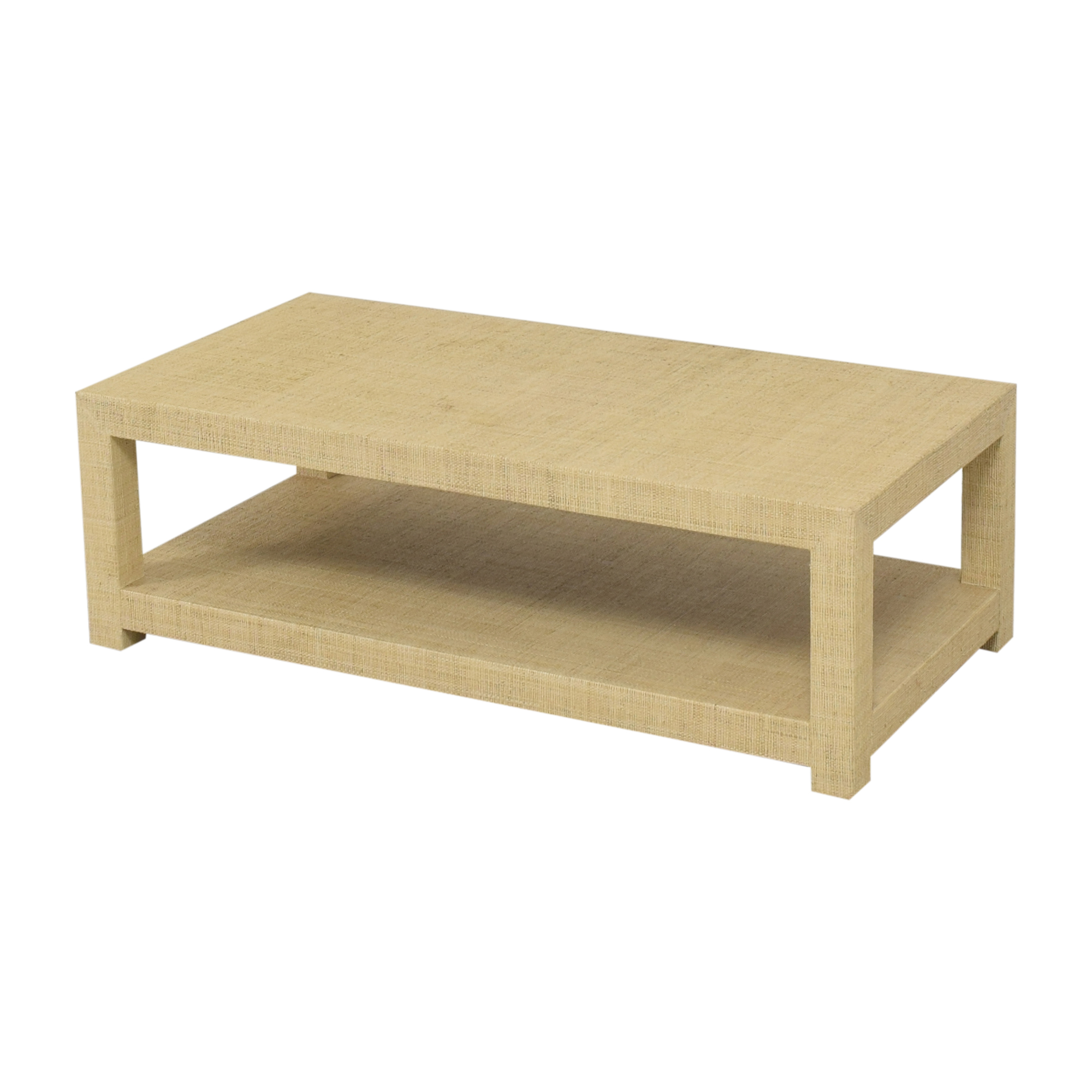 Serena & Lily Blake Rectangular Coffee Table / Coffee Tables