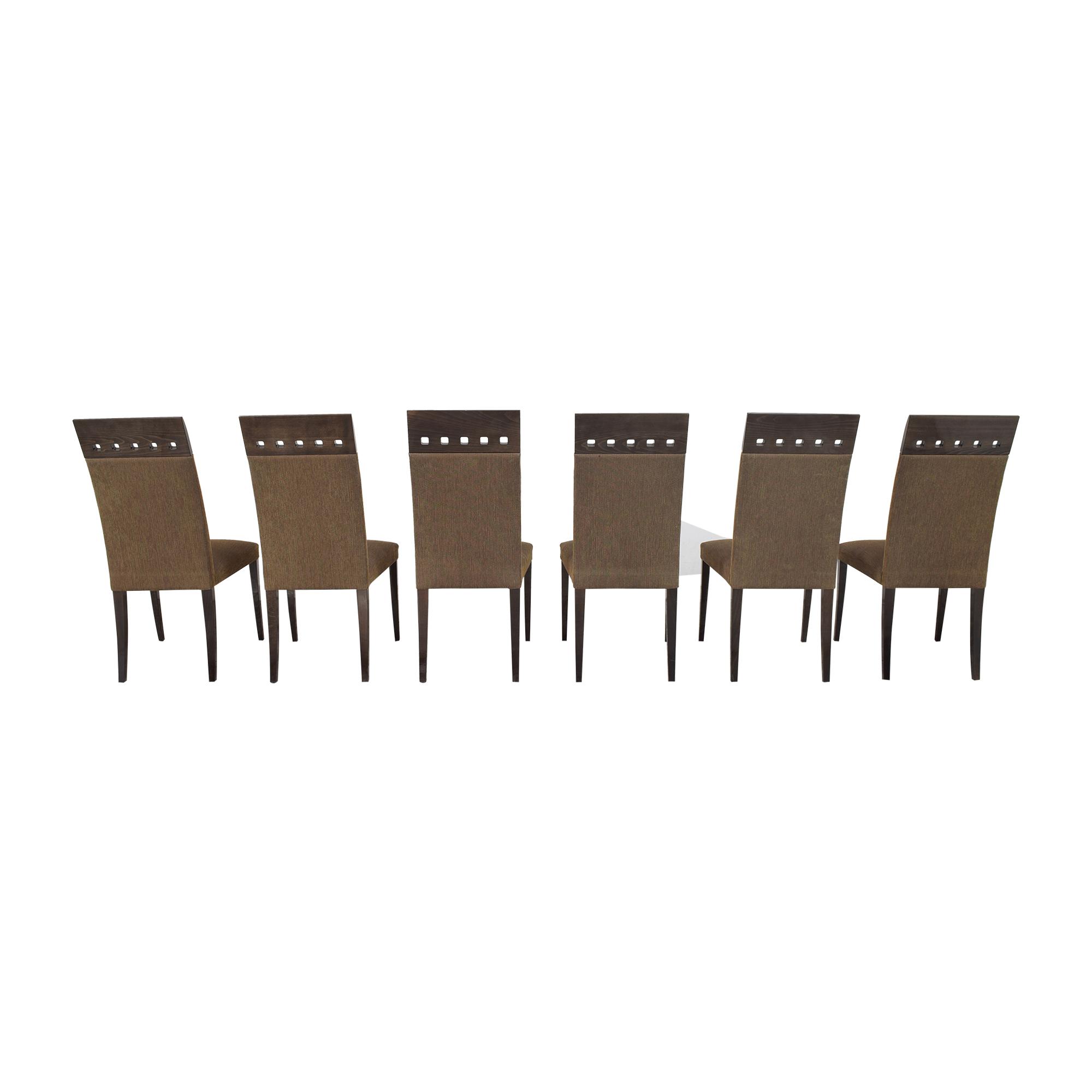 Pietro Costantini Pietro Costantini Waldorf Dining Side Chairs brown