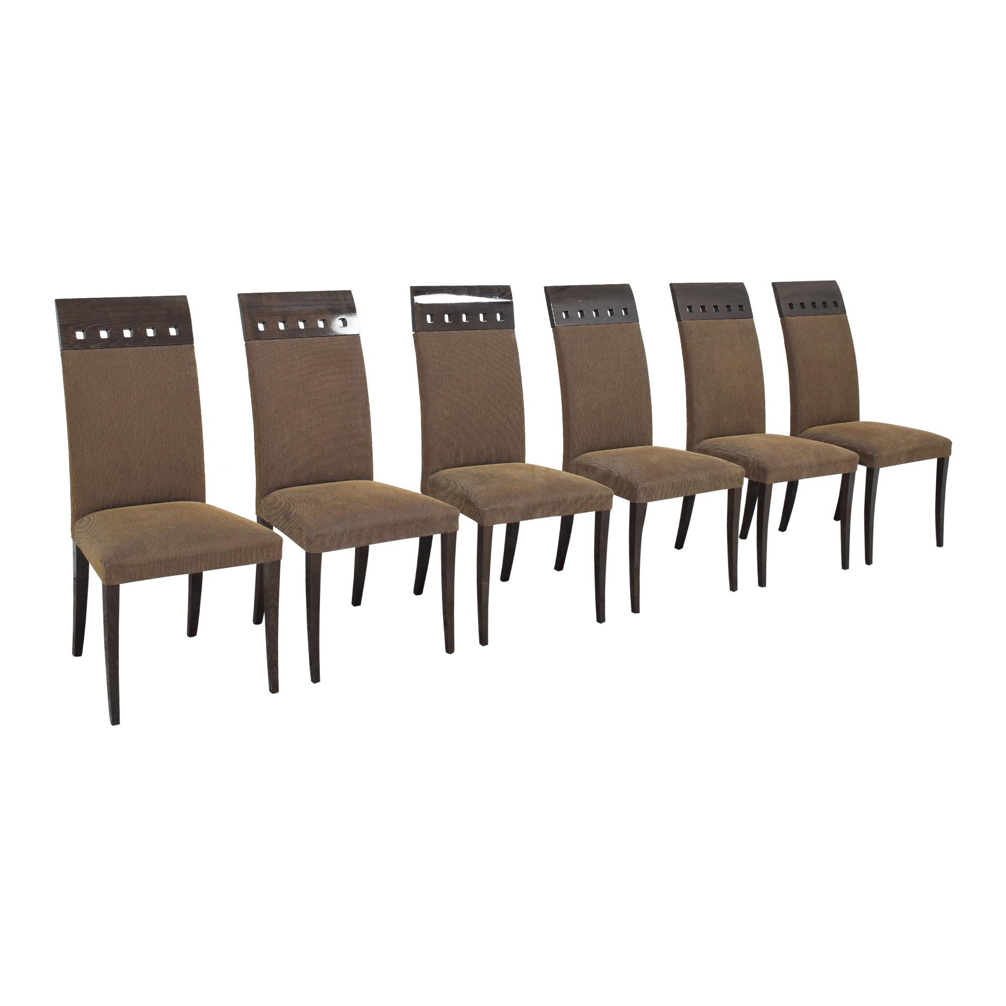 Pietro Costantini Pietro Costantini Waldorf Dining Side Chairs nj