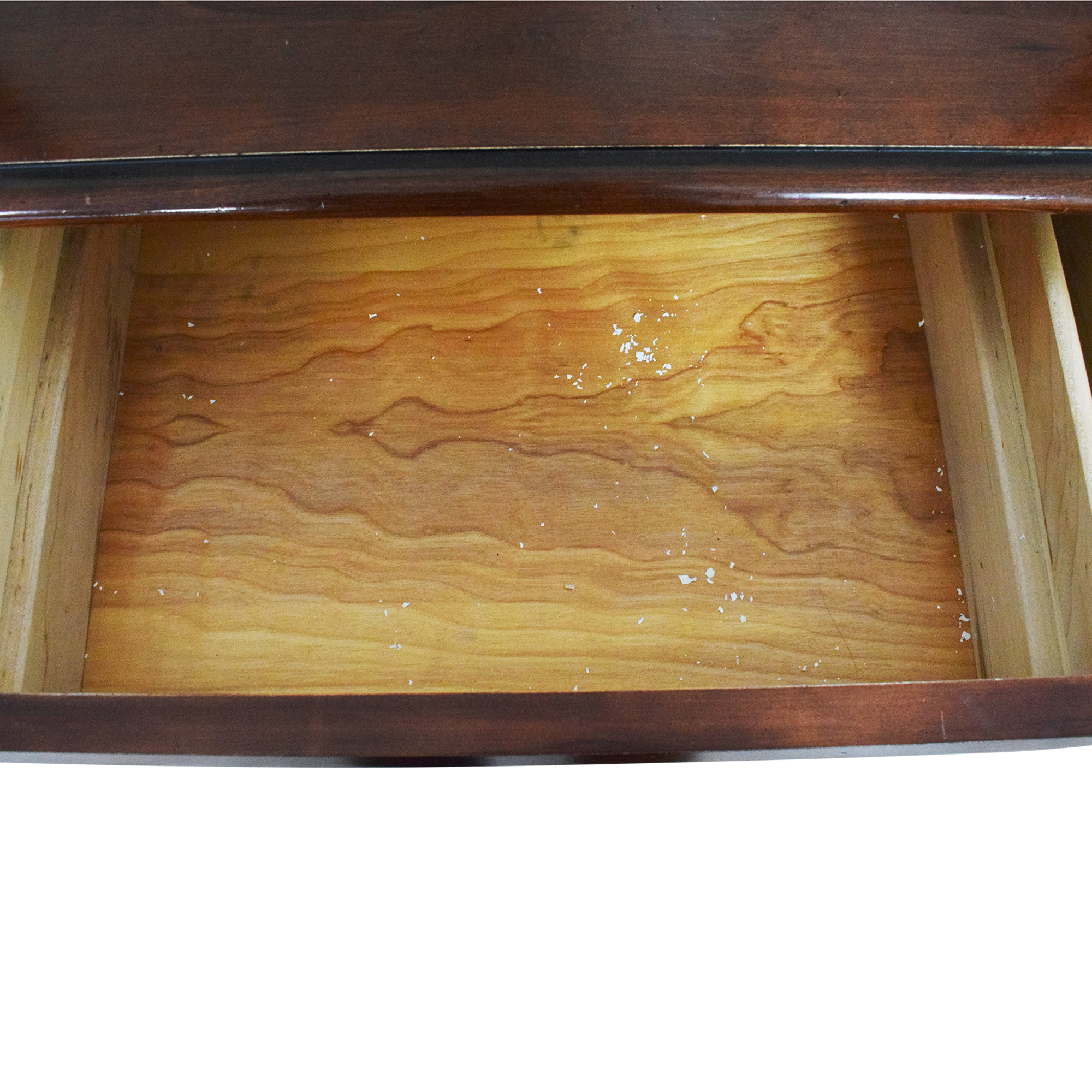 Ethan Allen Ethan Allen British Classics Marques Dresser with Mirror coupon