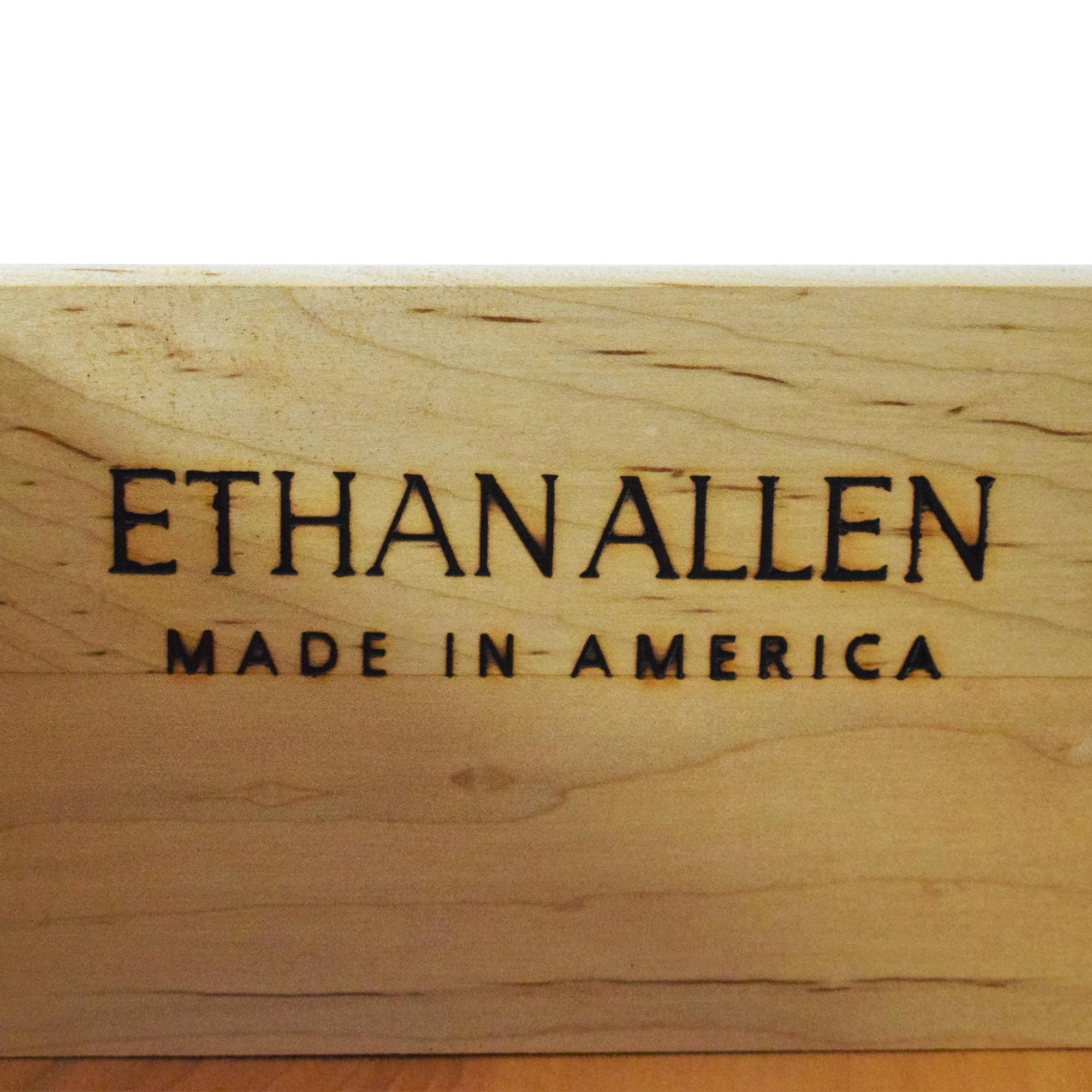Ethan Allen Ethan Allen British Classics Marques Dresser with Mirror for sale