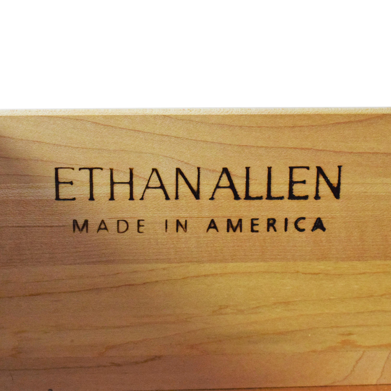Ethan Allen Ethan Allen Ginger Tall Chest nj