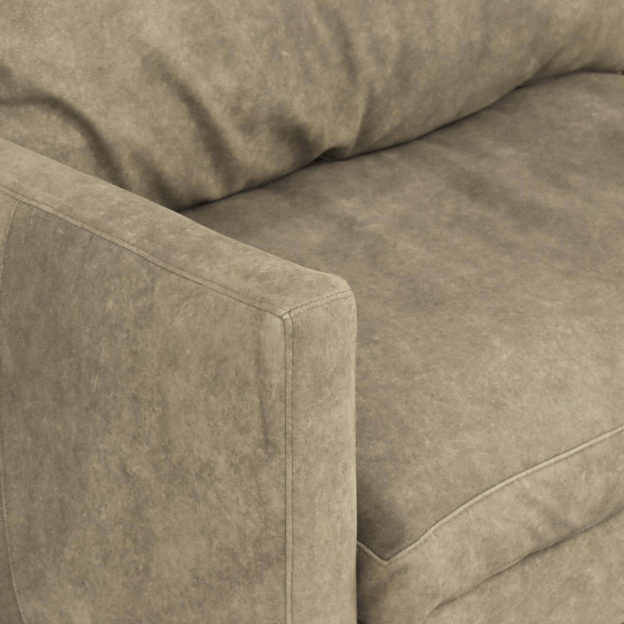 Room & Board Room & Board Jasper Two Cushion Sofa used