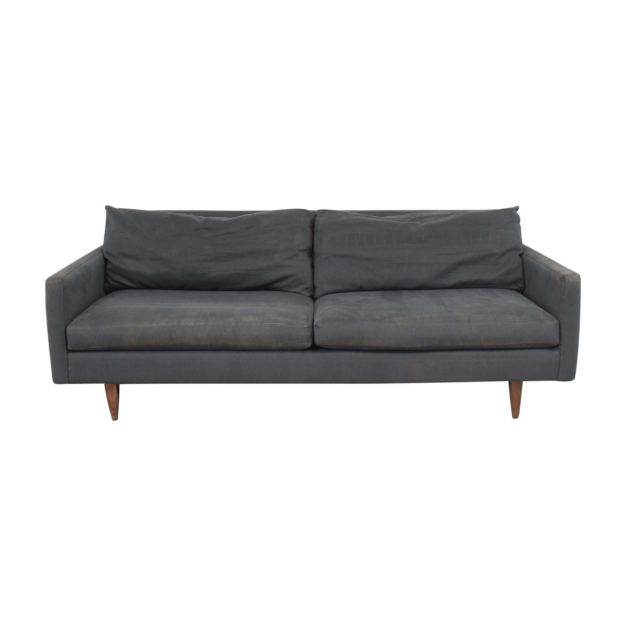 shop Room & Board Room & Board Jasper Two Cushion Sofa online