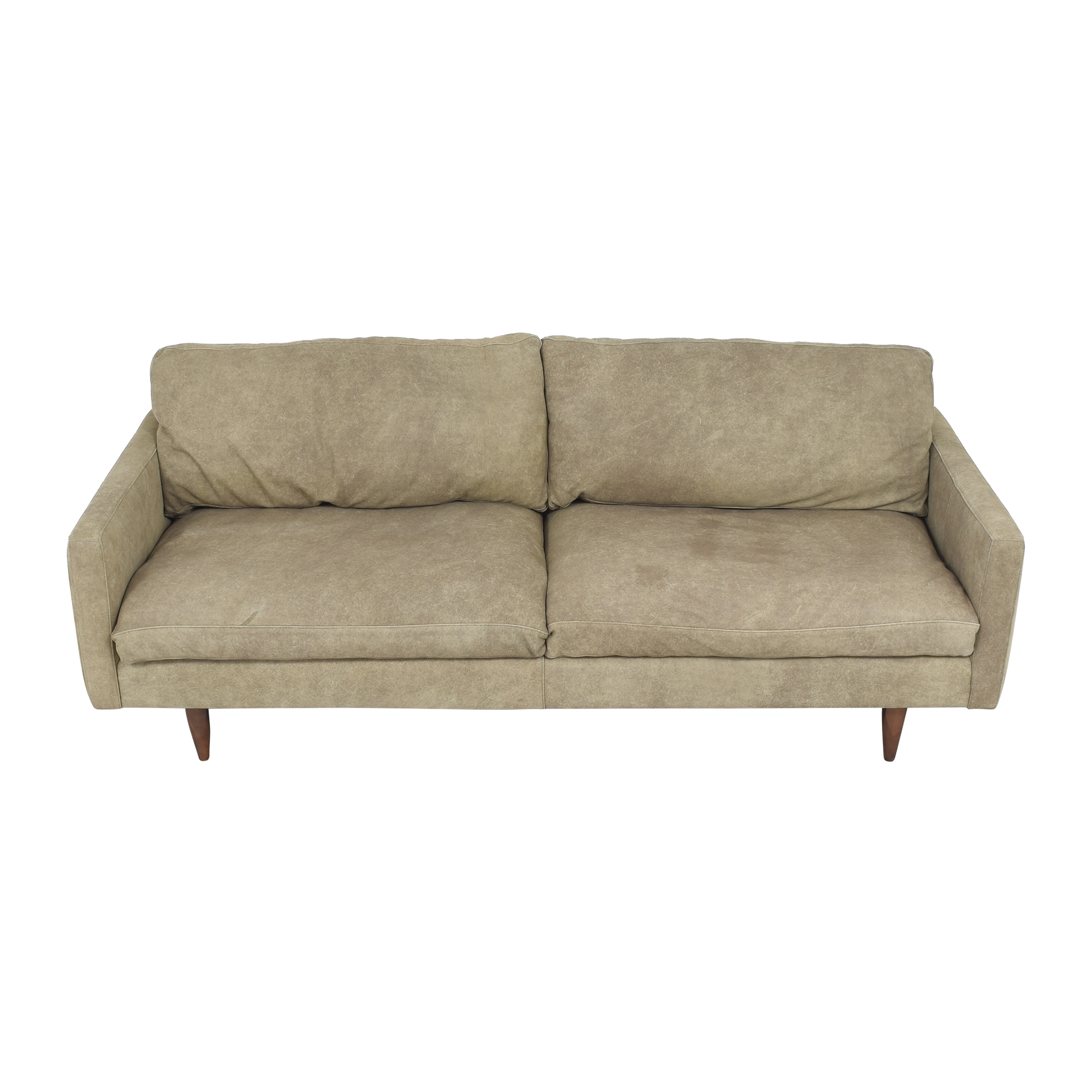 Room & Board Room & Board Jasper Two Cushion Sofa second hand