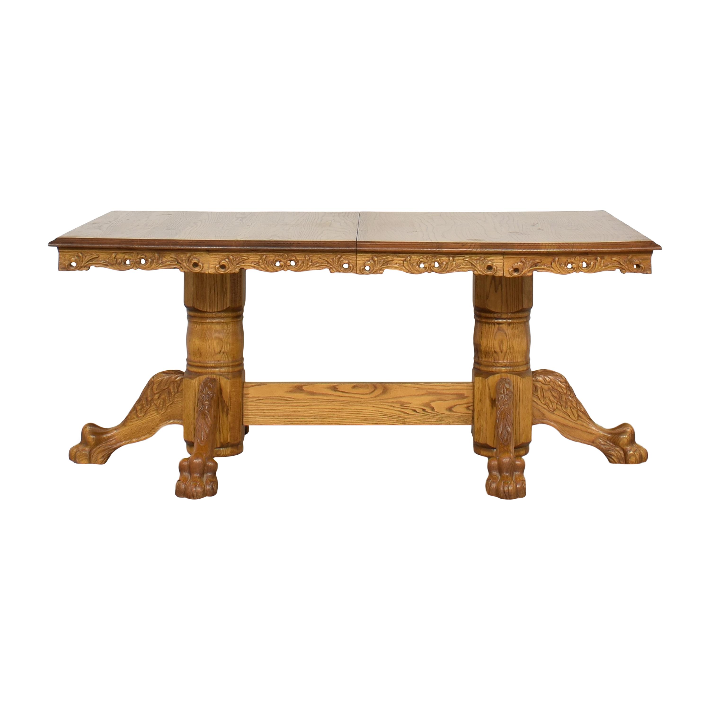 Custom Extendable Dining Table