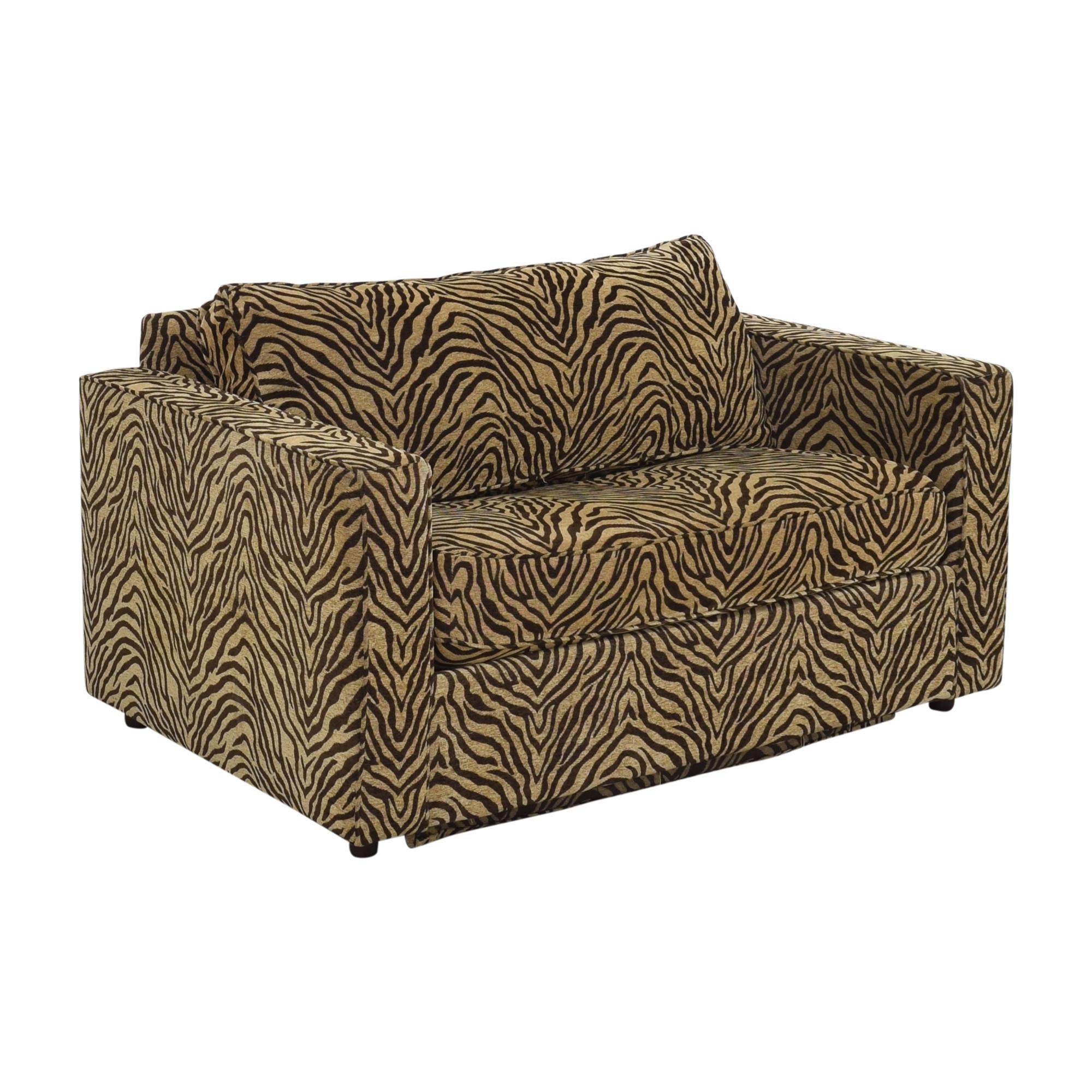 Arhaus Twin Sleeper Chair sale