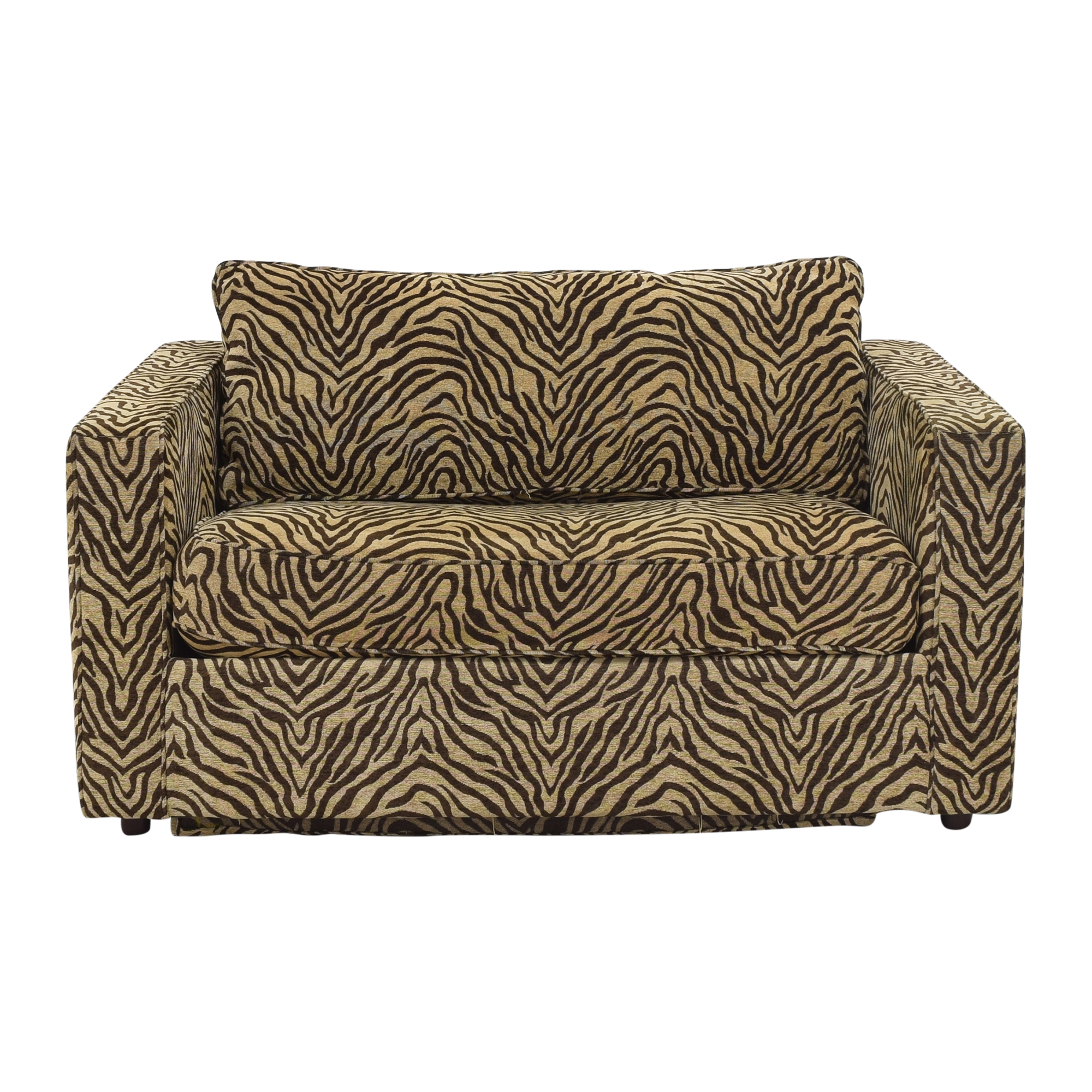 Arhaus Twin Sleeper Chair / Sofas