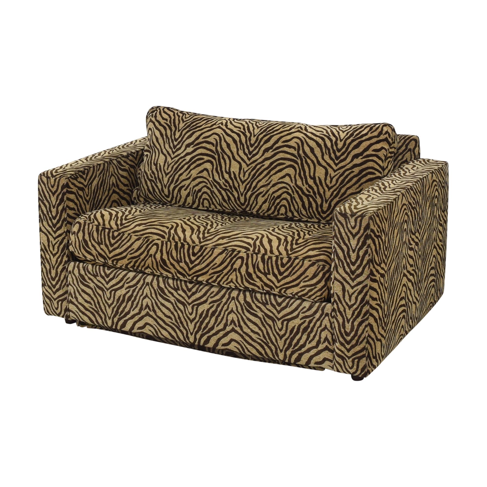 Arhaus Arhaus Twin Sleeper Chair on sale