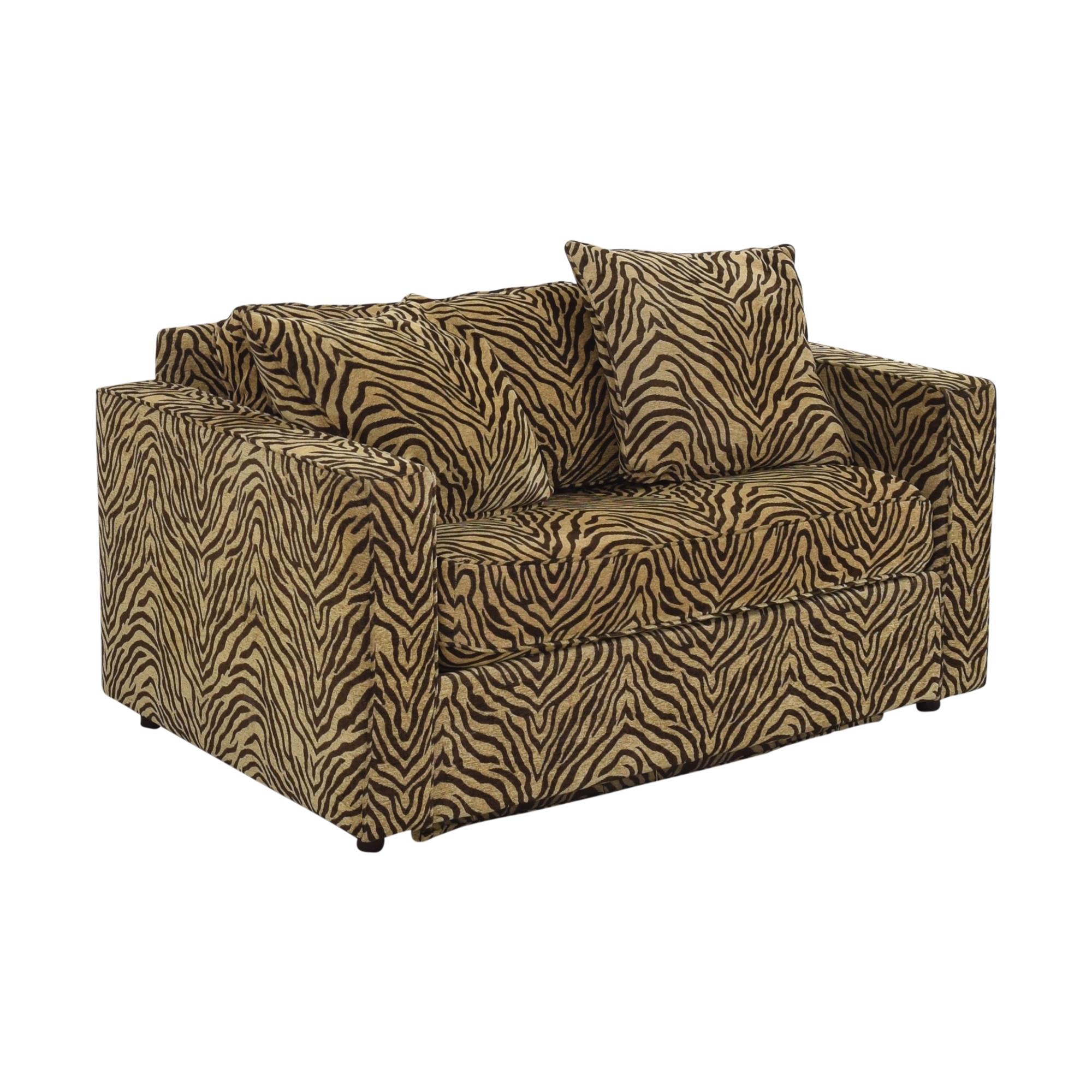 buy Arhaus Twin Sleeper Chair Arhaus Sofa Beds