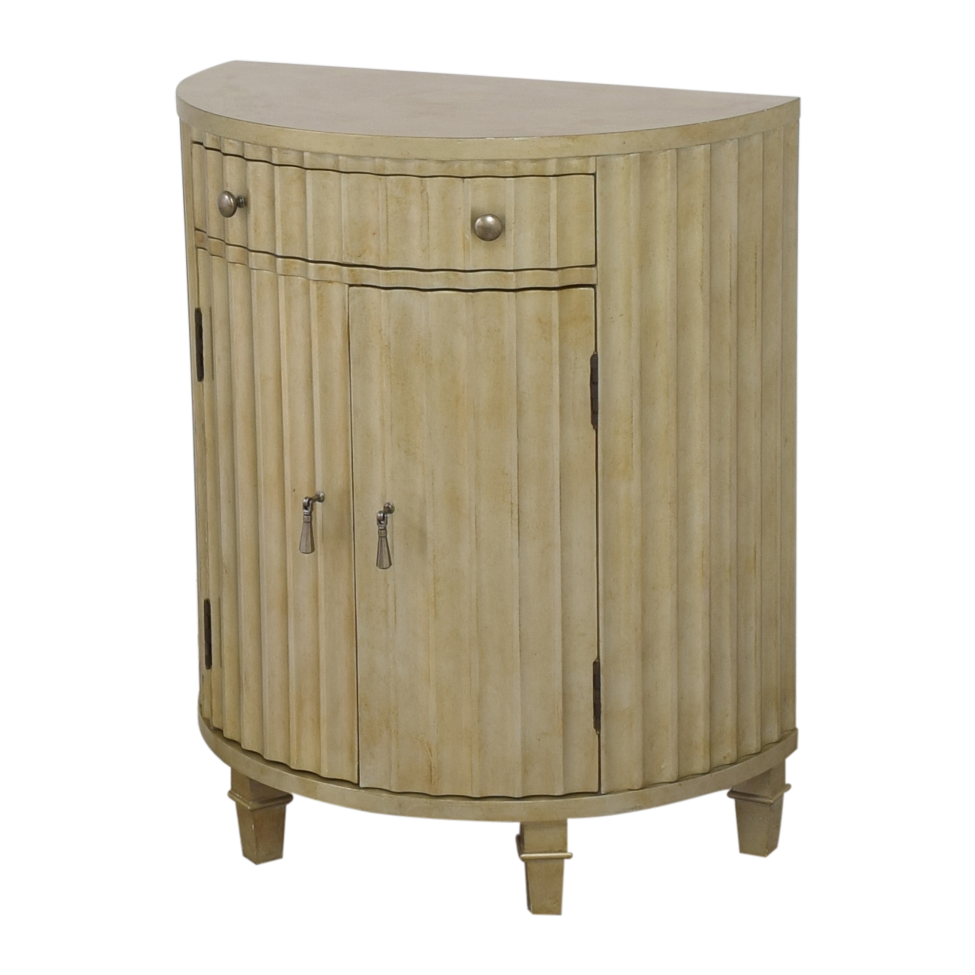 Hooker Furniture Melange Fluted Demi Chest / Storage