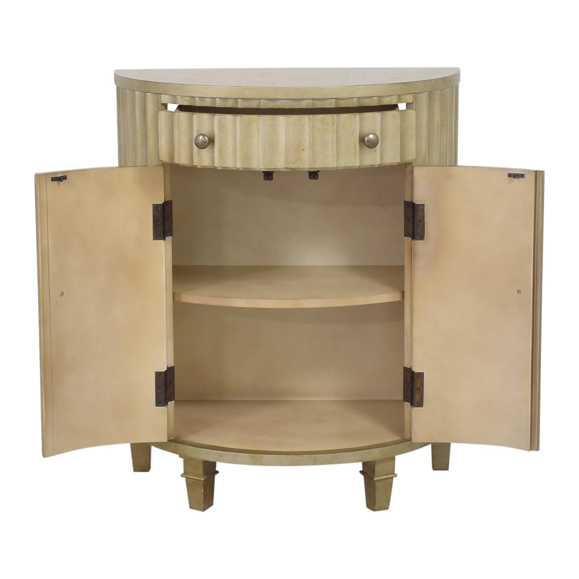 Hooker Furniture Melange Fluted Demi Chest sale