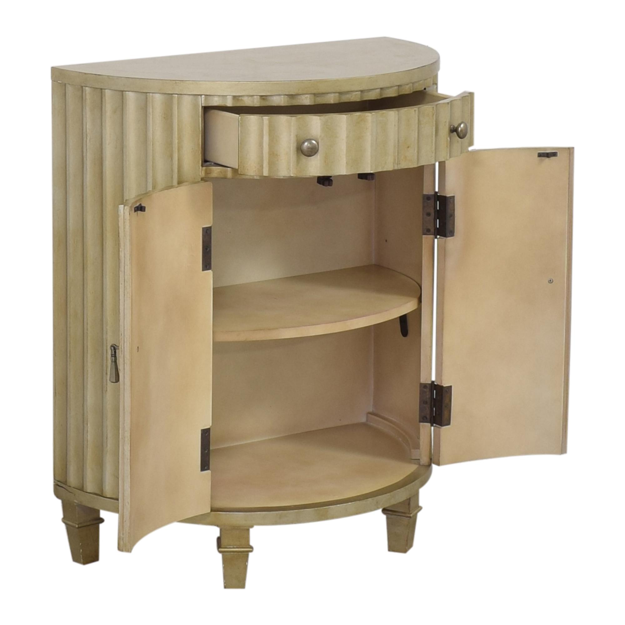 buy Hooker Furniture Melange Fluted Demi Chest Hooker Furniture Storage