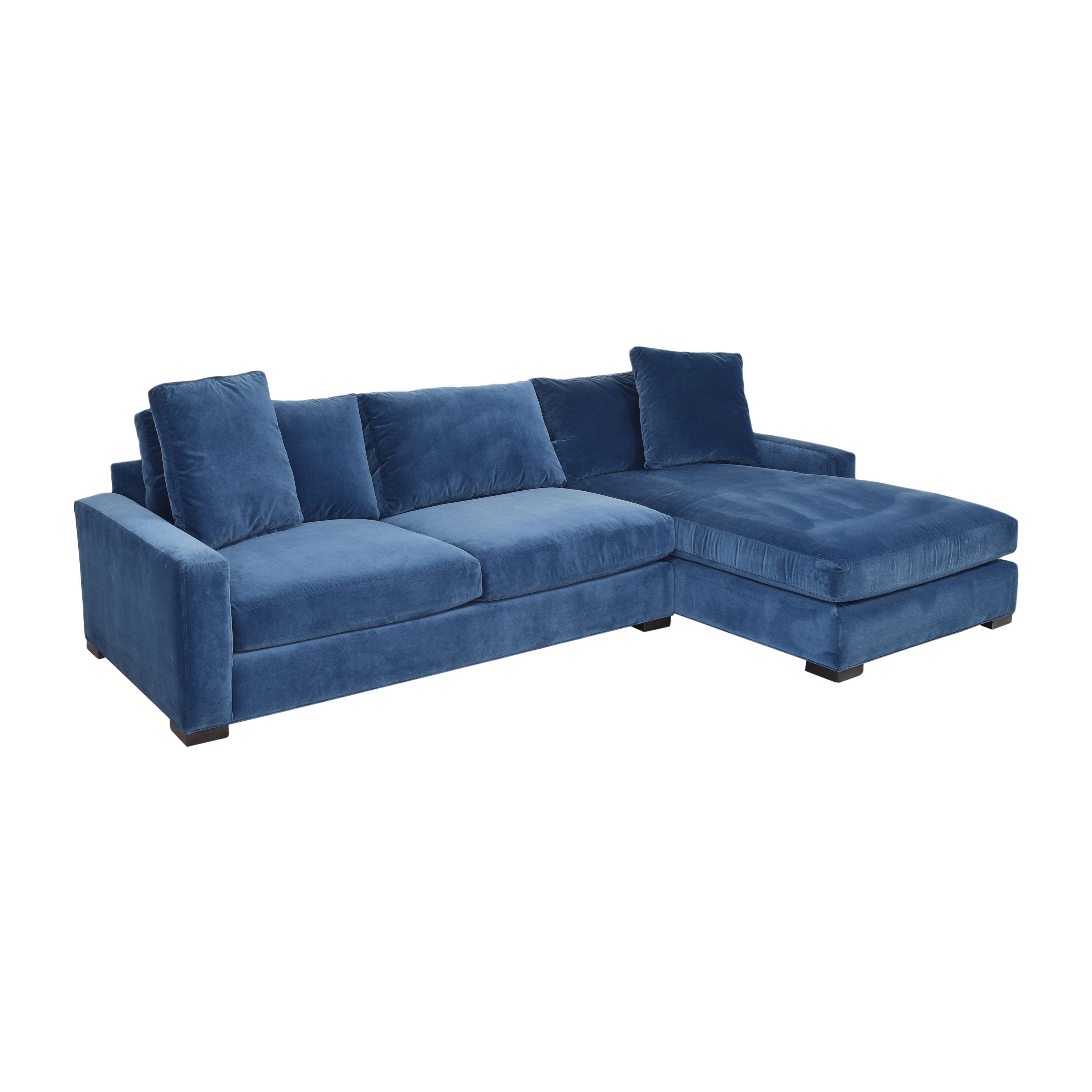 Room & Board Room & Board Metro Sectional Sofa with Chaise for sale