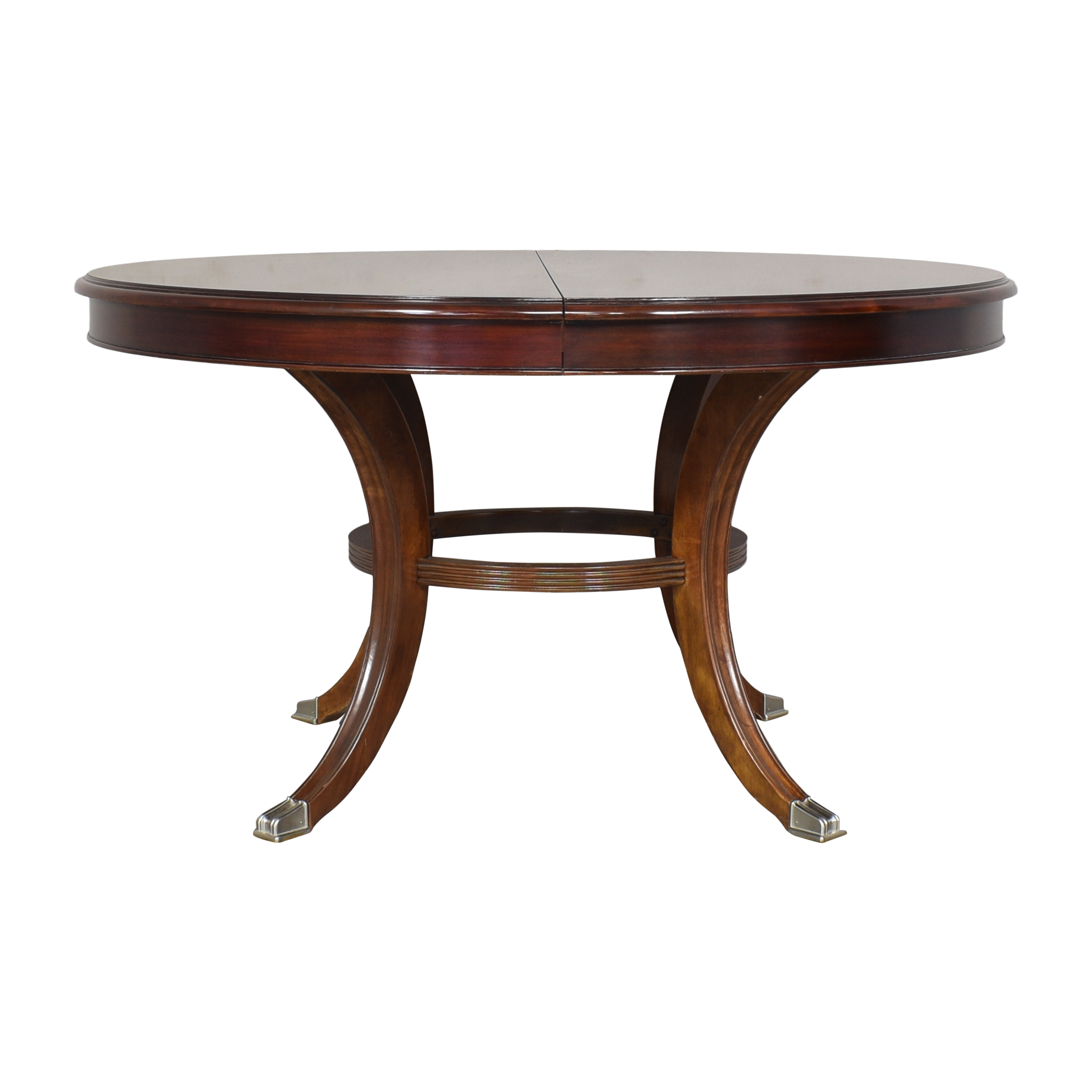 Thomasville Bogart Collection Extendable Dining Table sale