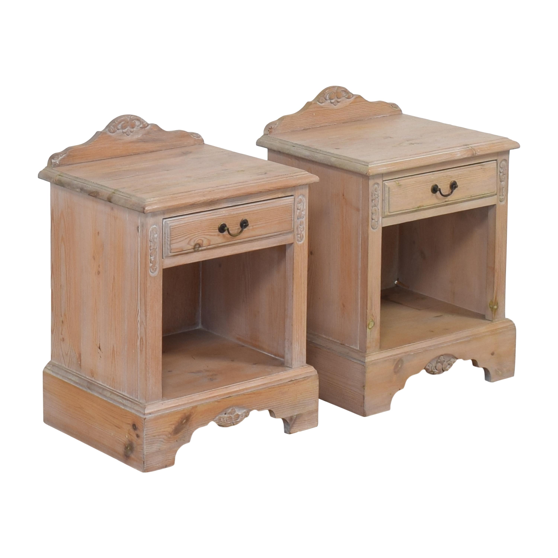 Jaycee Furniture Jaycee Single Drawer Nightstands pa