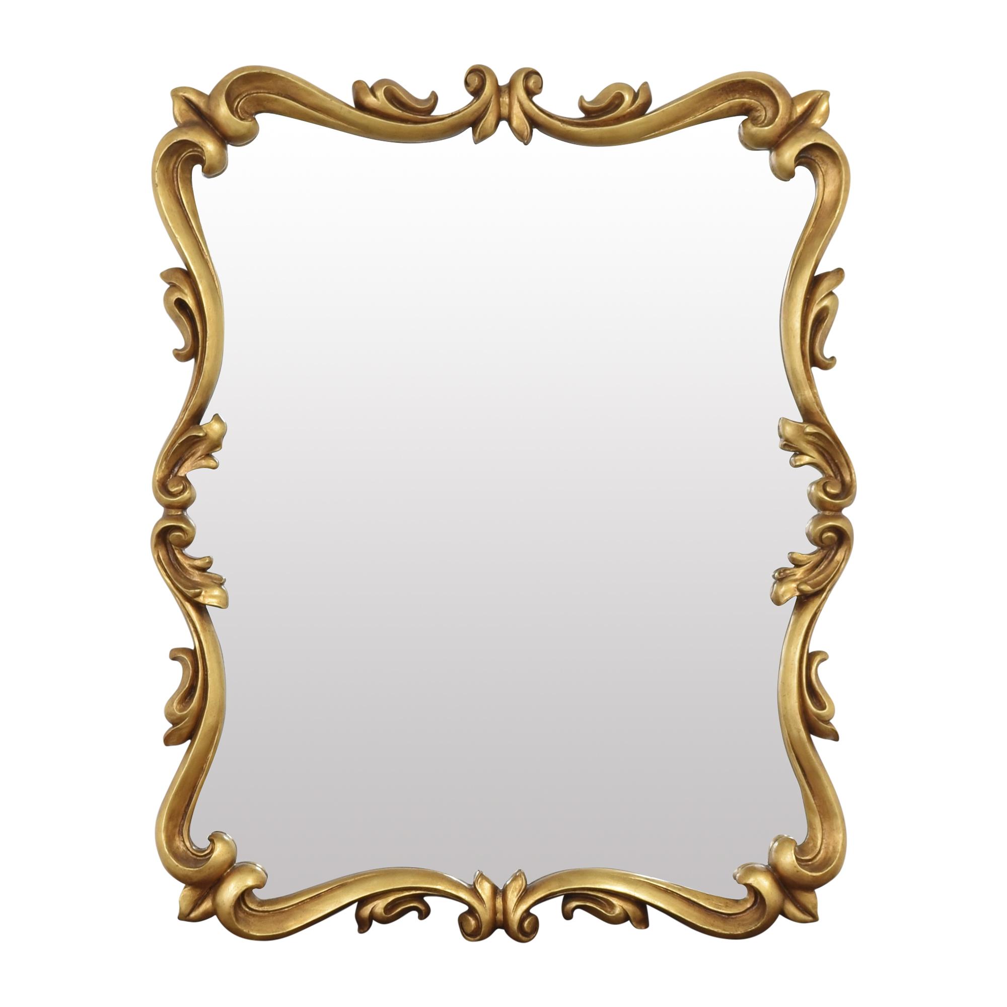 shop Ornate Framed Mirror  Decor
