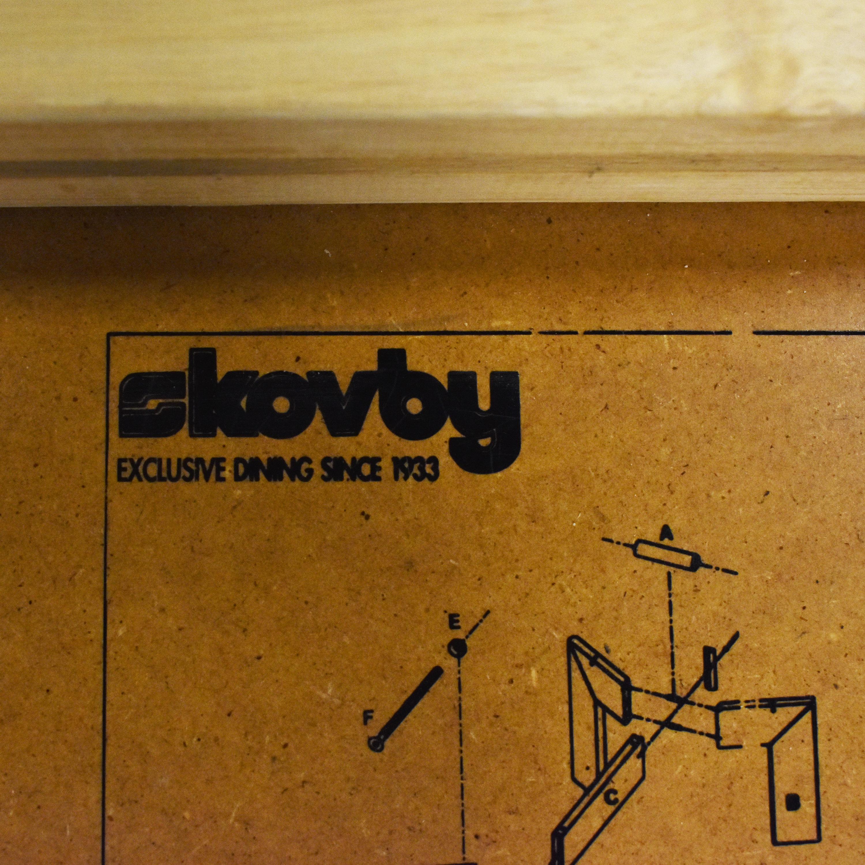 Skovby Oval Dining Table / Dinner Tables