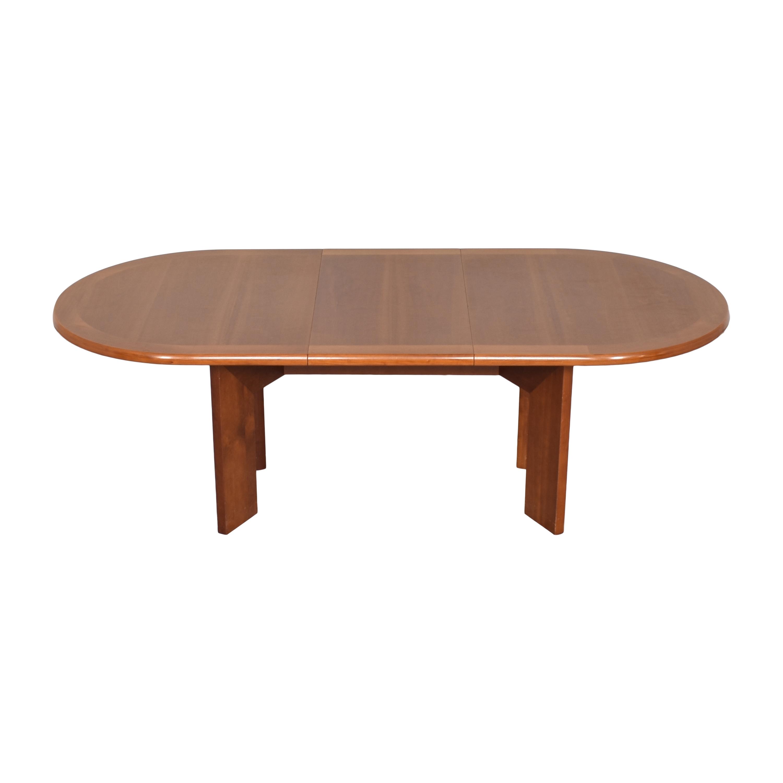 Skovby Oval Dining Table Skovby