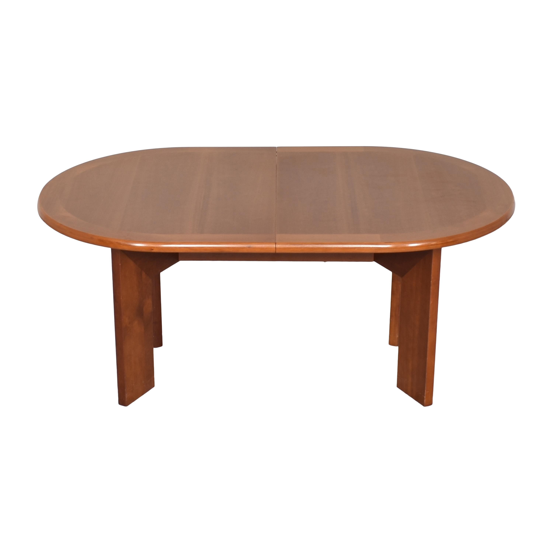 shop Skovby Oval Dining Table Skovby Tables
