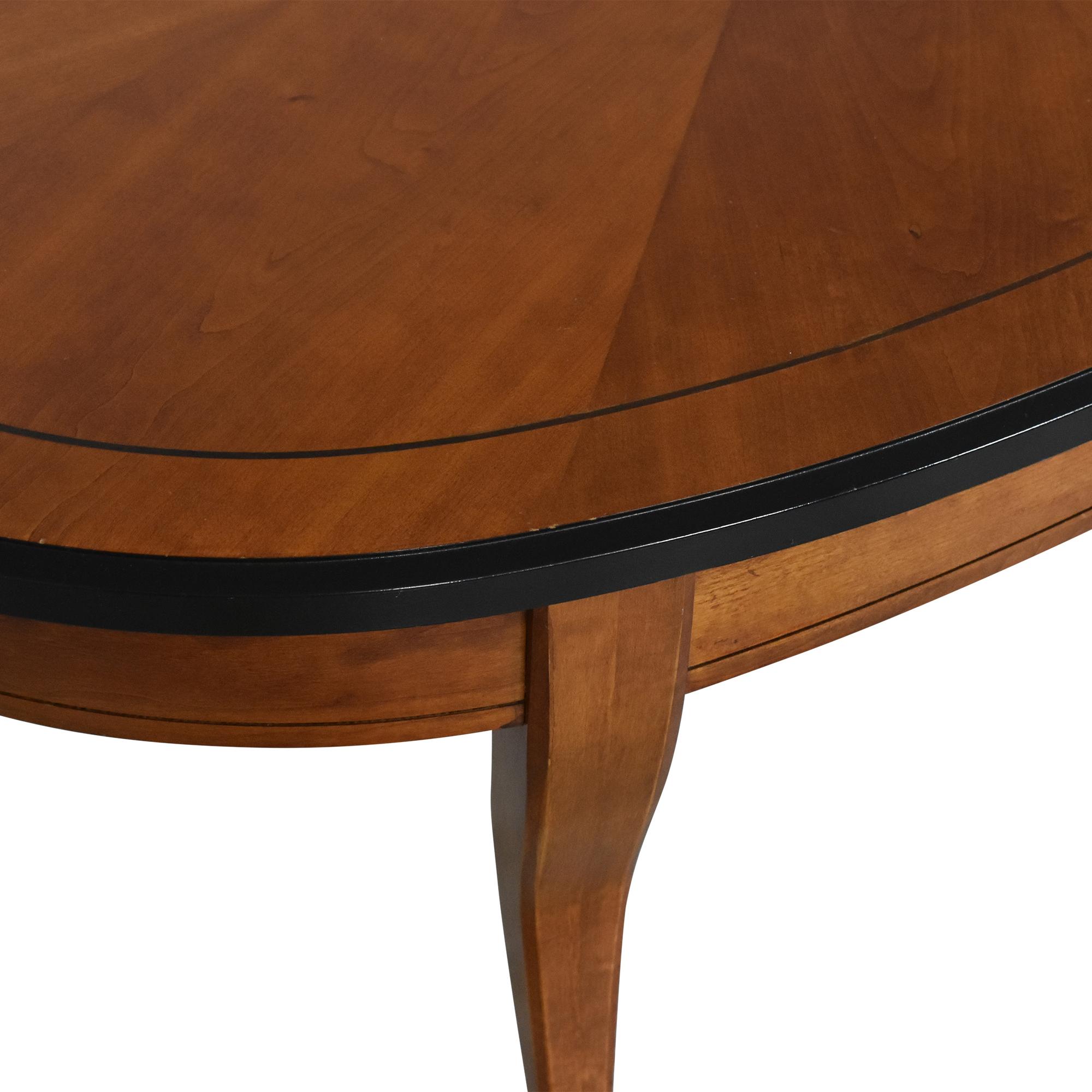 buy Lane Furniture Oval Coffee Table Lane Furniture