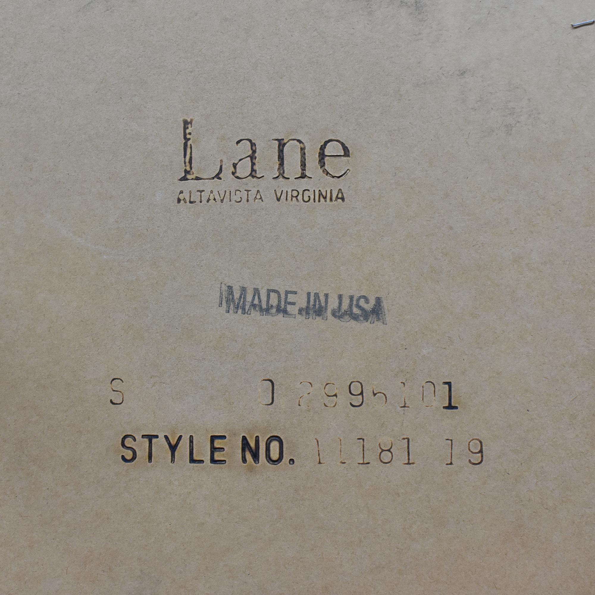 shop Lane Furniture Oval Coffee Table Lane Furniture Tables
