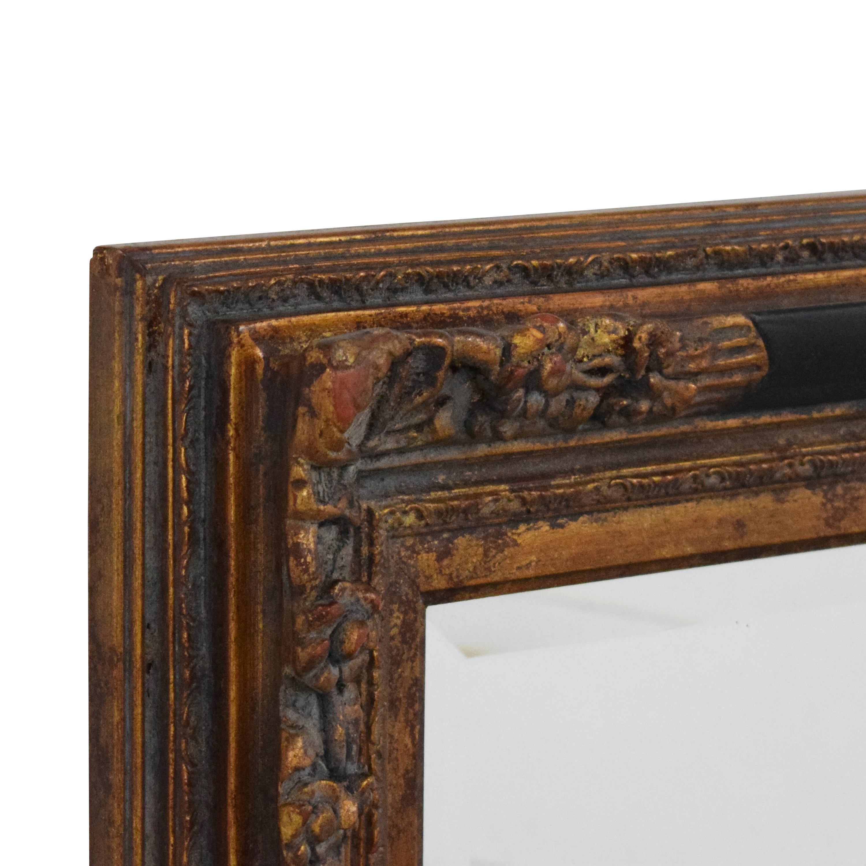 Large Decorative Framed Mirror / Mirrors