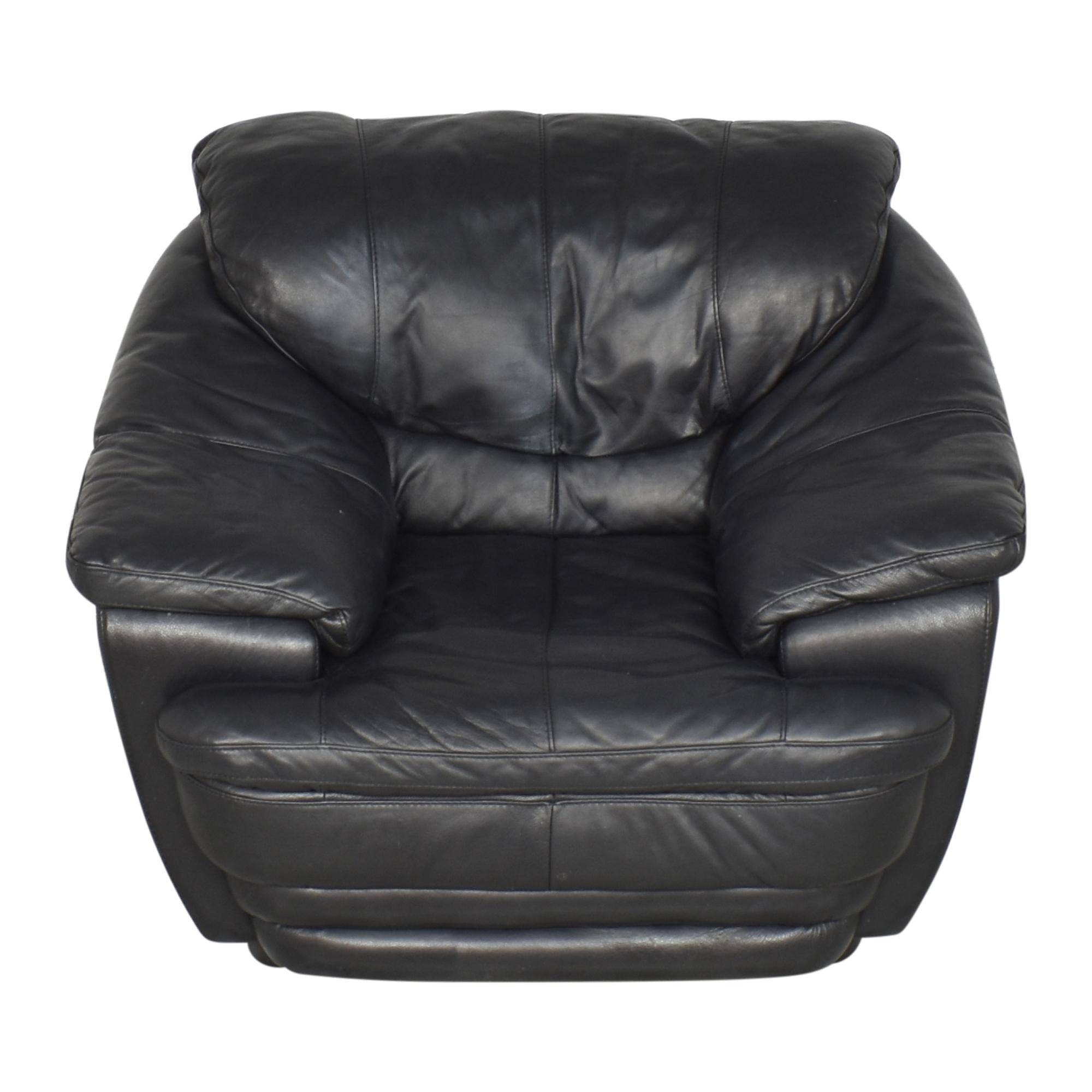 Plush Arm Chair discount