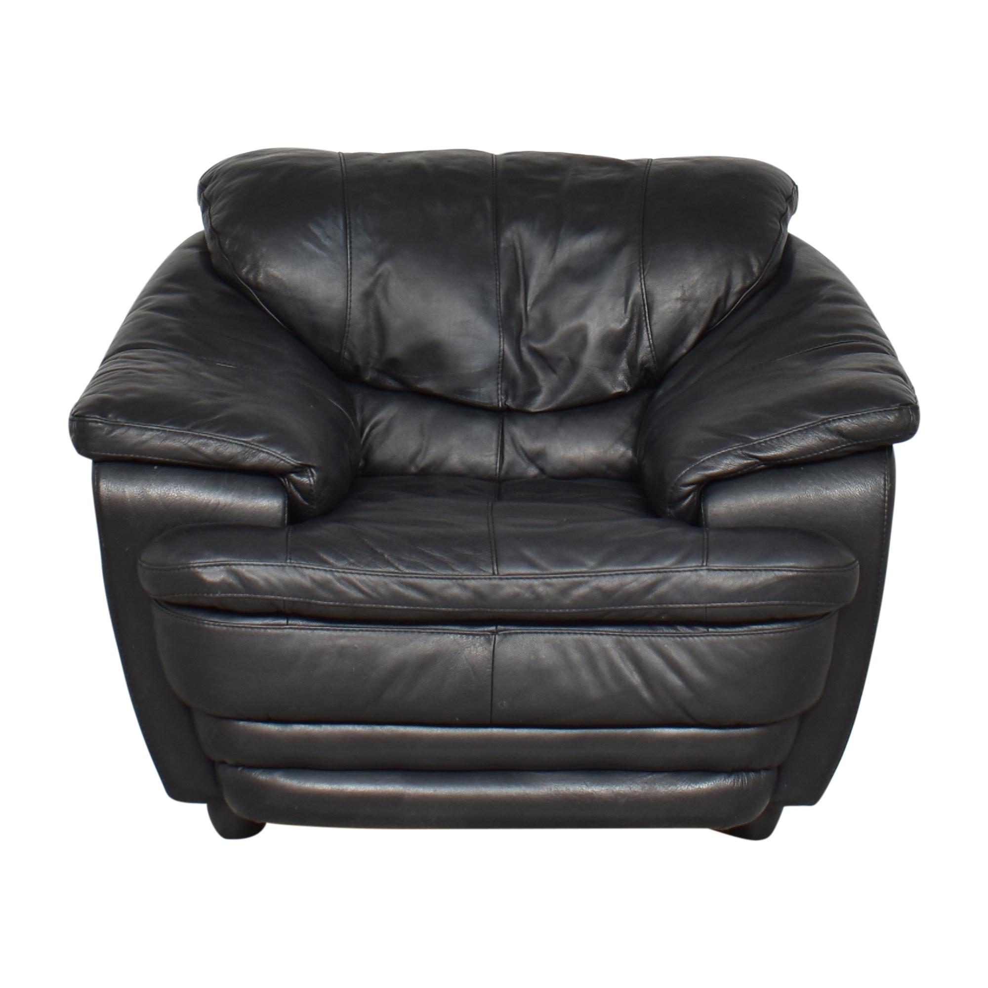 Plush Arm Chair Chairs