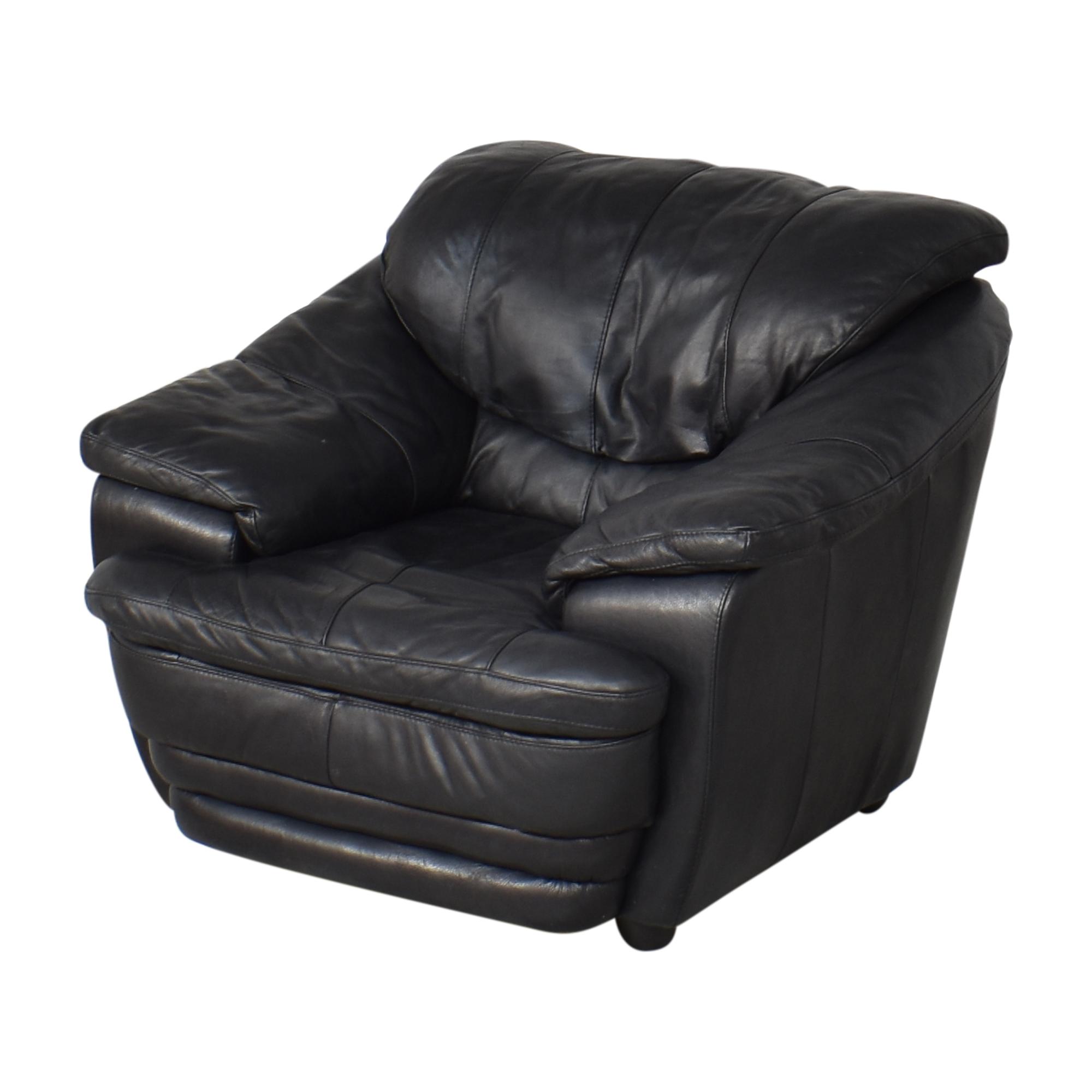 shop Plush Arm Chair
