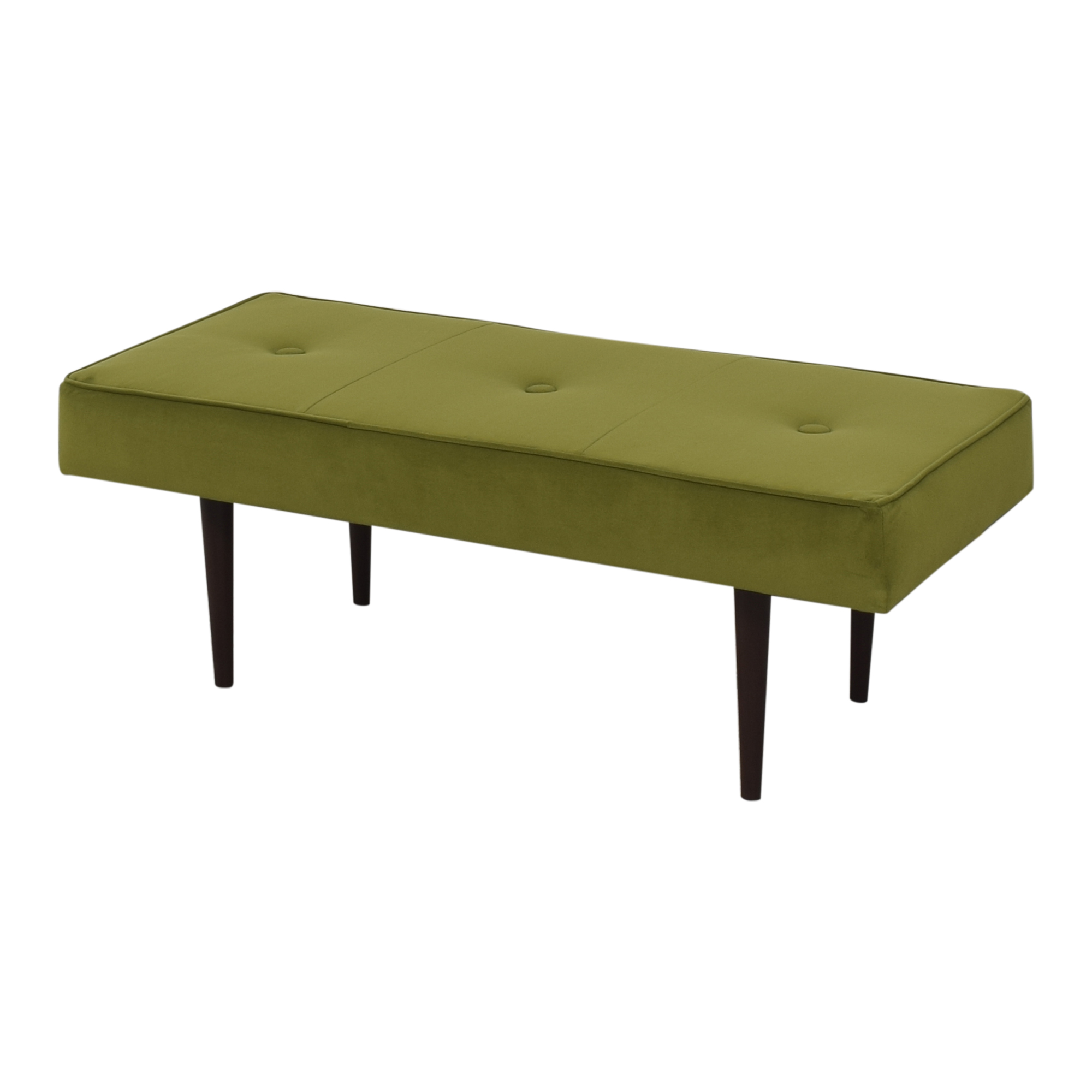 shop The Inside Mid Century Bench The Inside