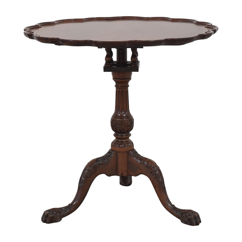 shop  Pie Crust Tilt Top Table online