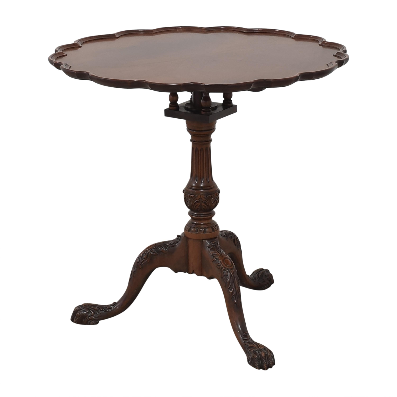 buy Pie Crust Tilt Top Table